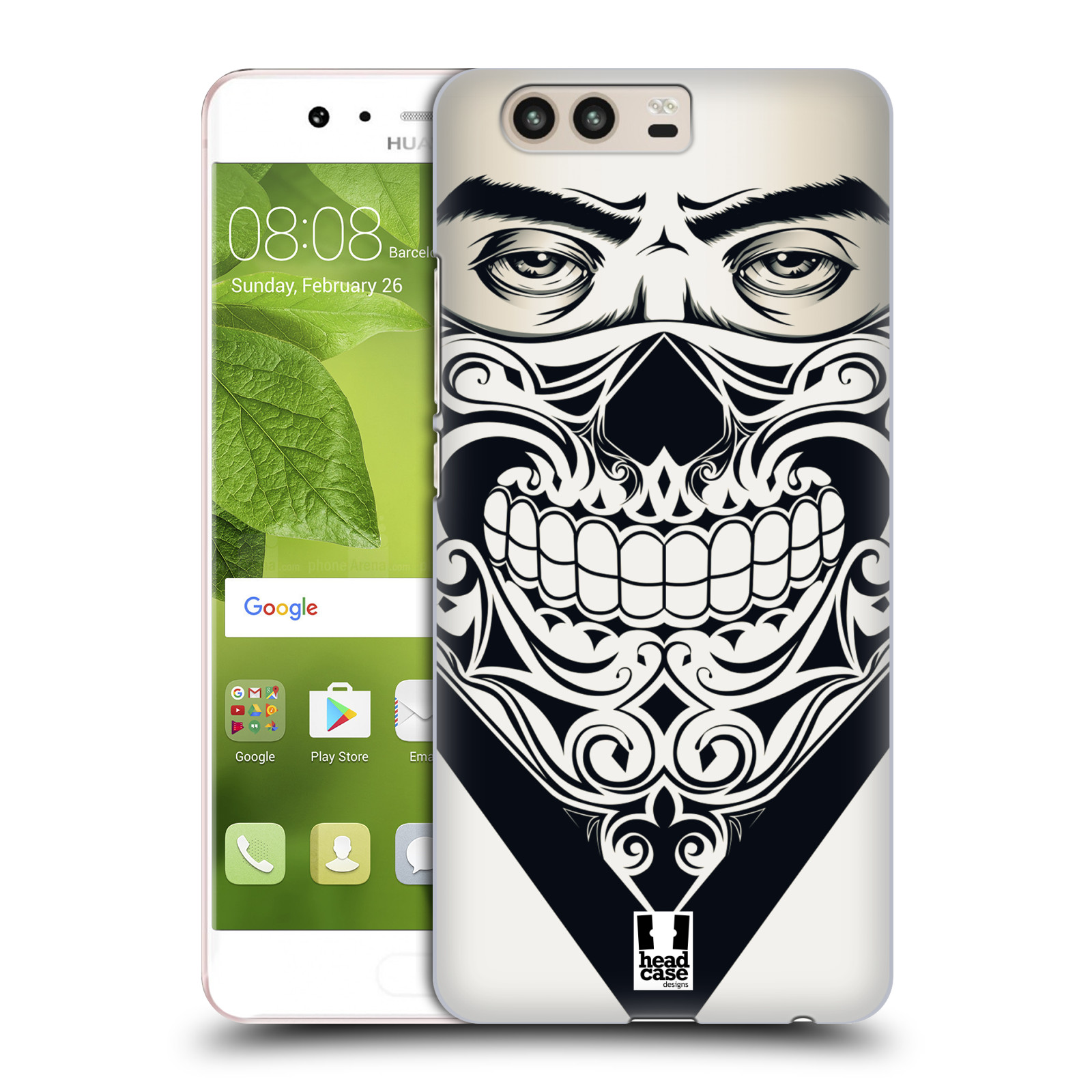 Plastové pouzdro na mobil Huawei P10 - Head Case LEBKA BANDANA