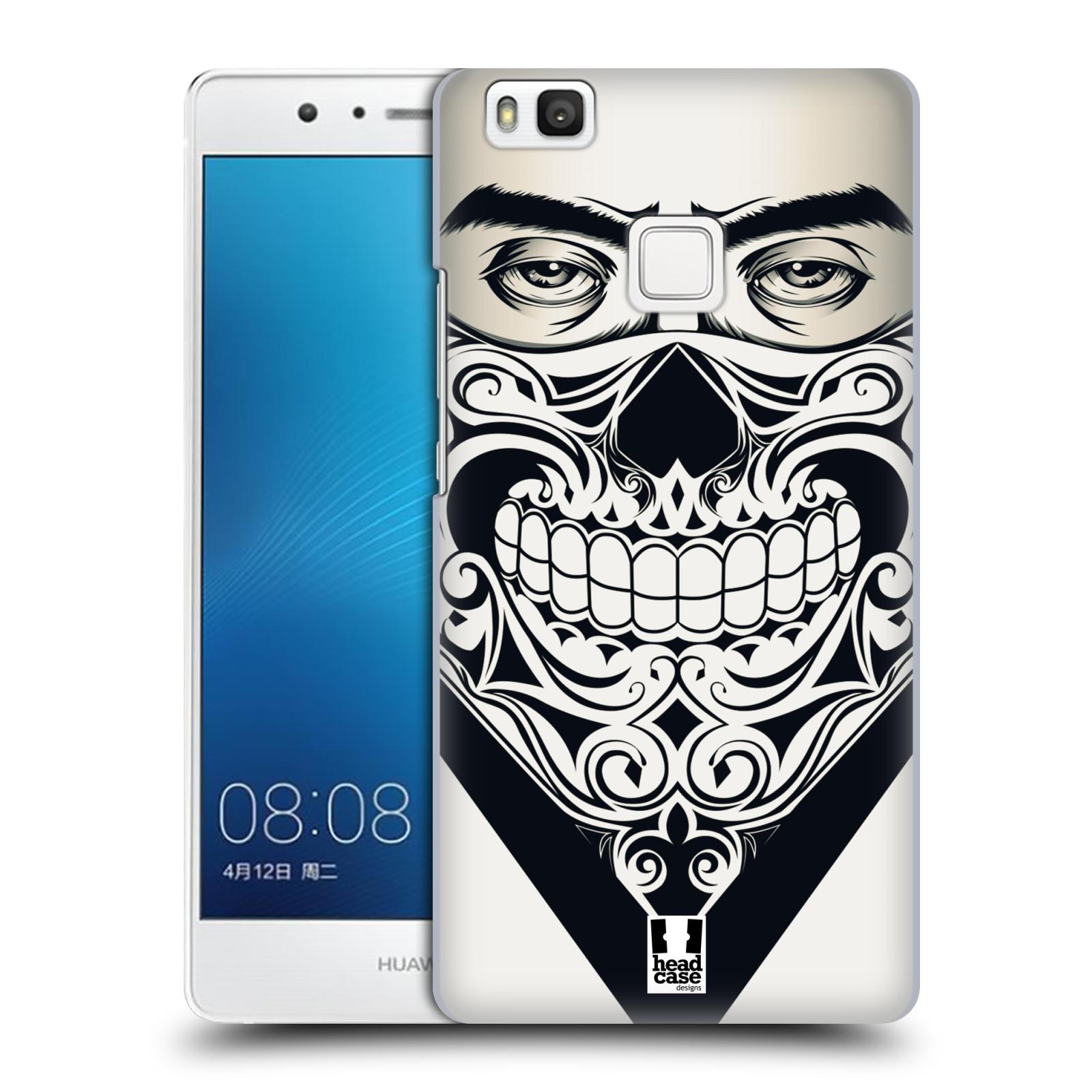 Plastové pouzdro na mobil Huawei P9 Lite HEAD CASE LEBKA BANDANA