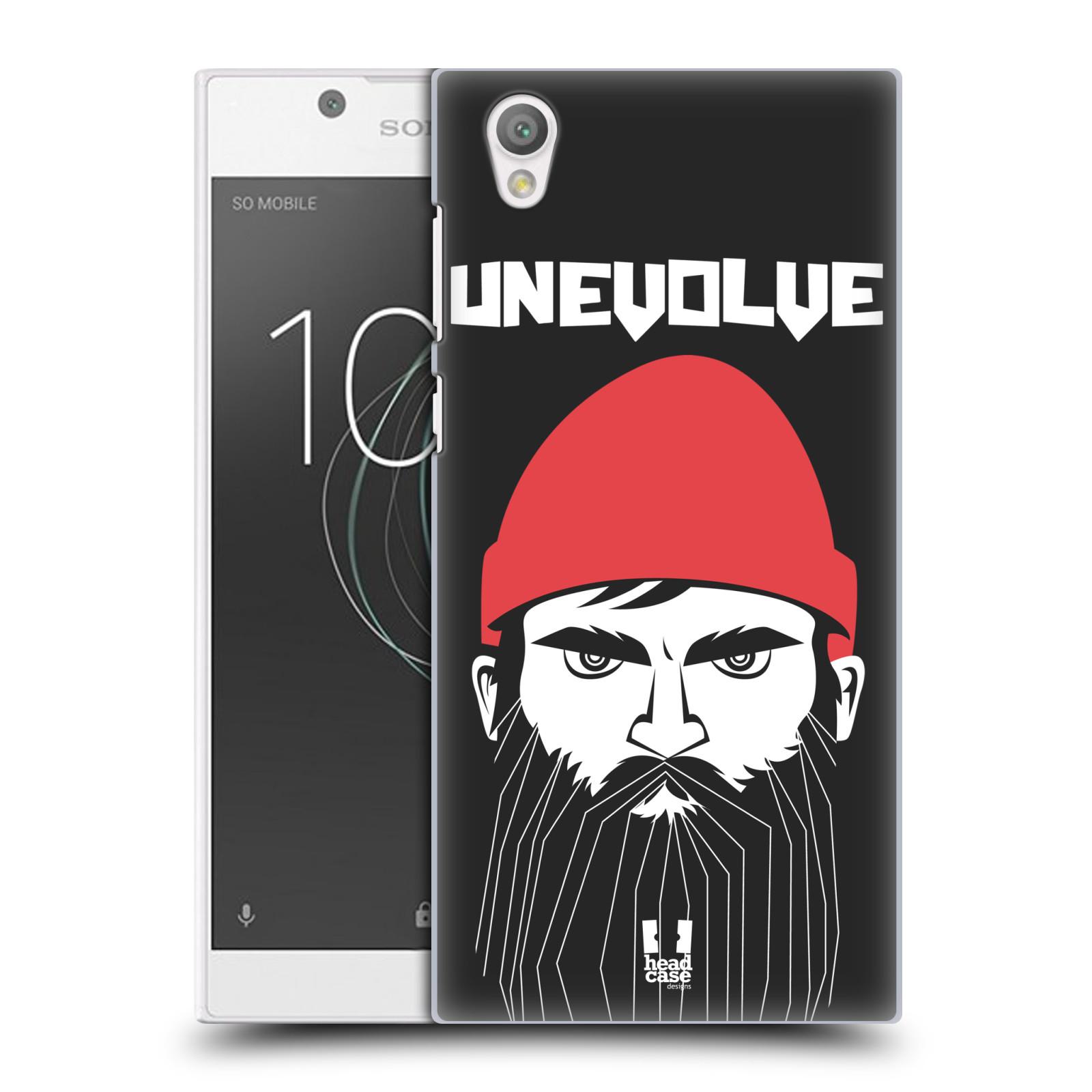 Plastové pouzdro na mobil Sony Xperia L1 - Head Case - KNÍRAČ UNEVOLVE