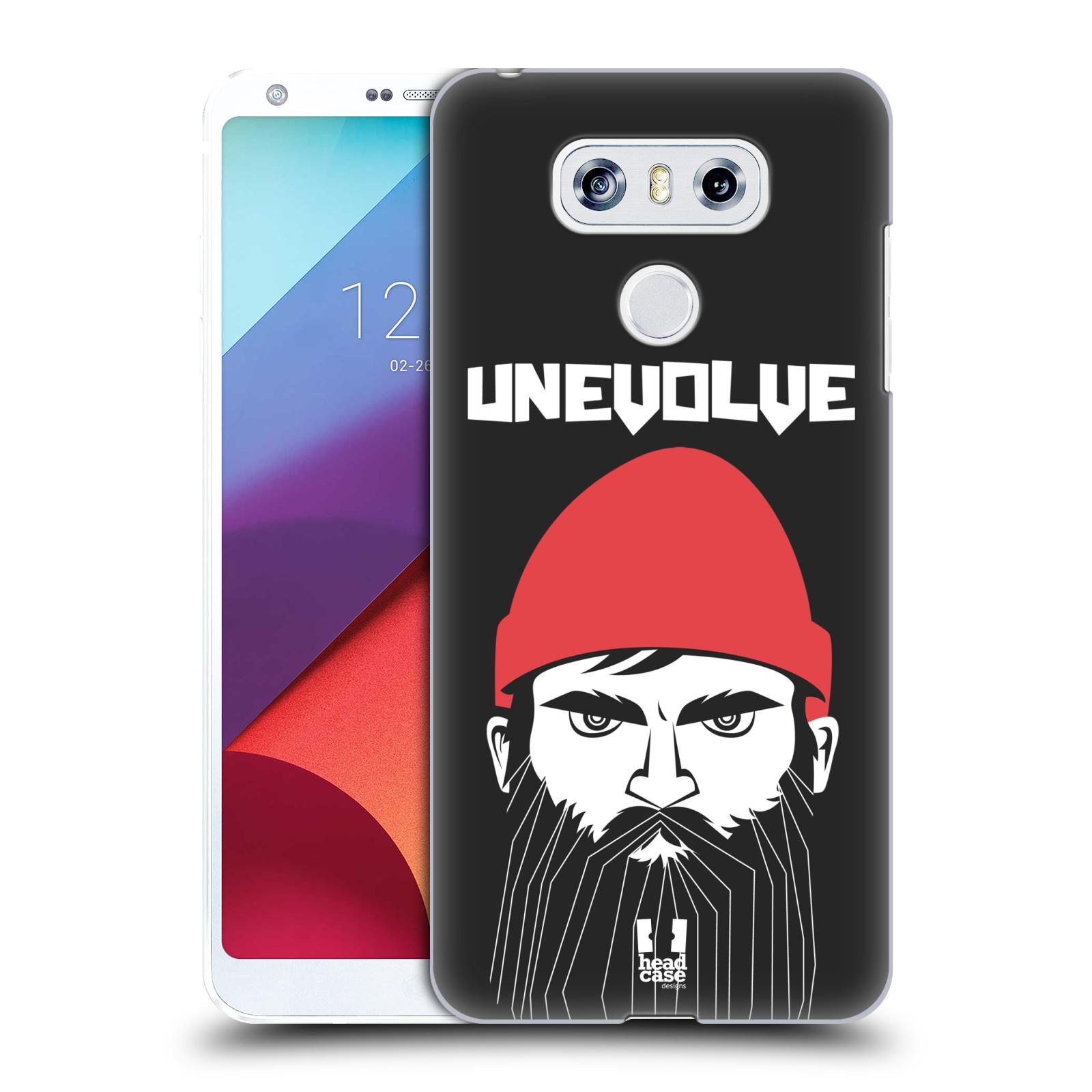 Plastové pouzdro na mobil LG G6 - Head Case KNÍRAČ UNEVOLVE