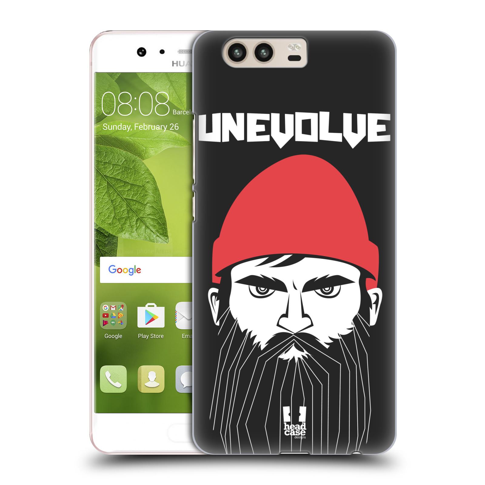 Plastové pouzdro na mobil Huawei P10 - Head Case KNÍRAČ UNEVOLVE