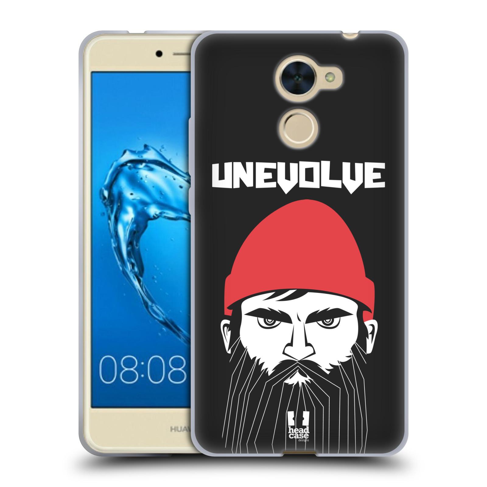 Silikonové pouzdro na mobil Huawei Y7 - Head Case - KNÍRAČ UNEVOLVE