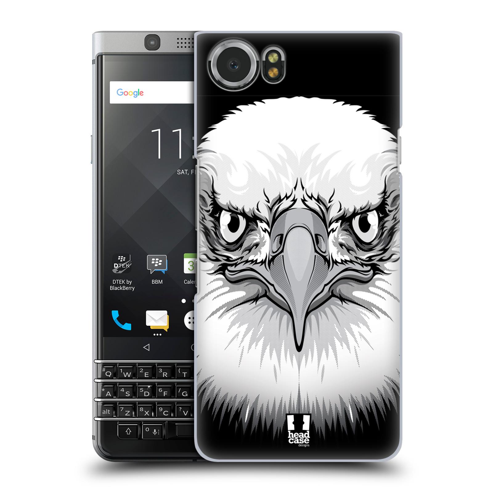 Plastové pouzdro na mobil BlackBerry KEYone - Head Case - ILUSTROVANÝ OREL