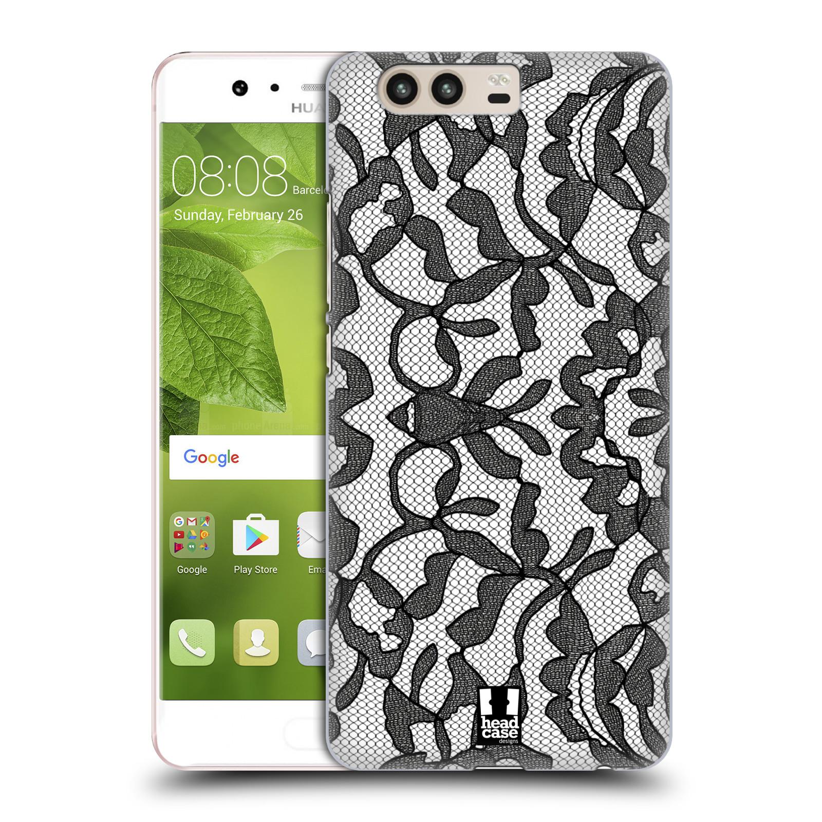 Plastové pouzdro na mobil Huawei P10 - Head Case LEAFY KRAJKA