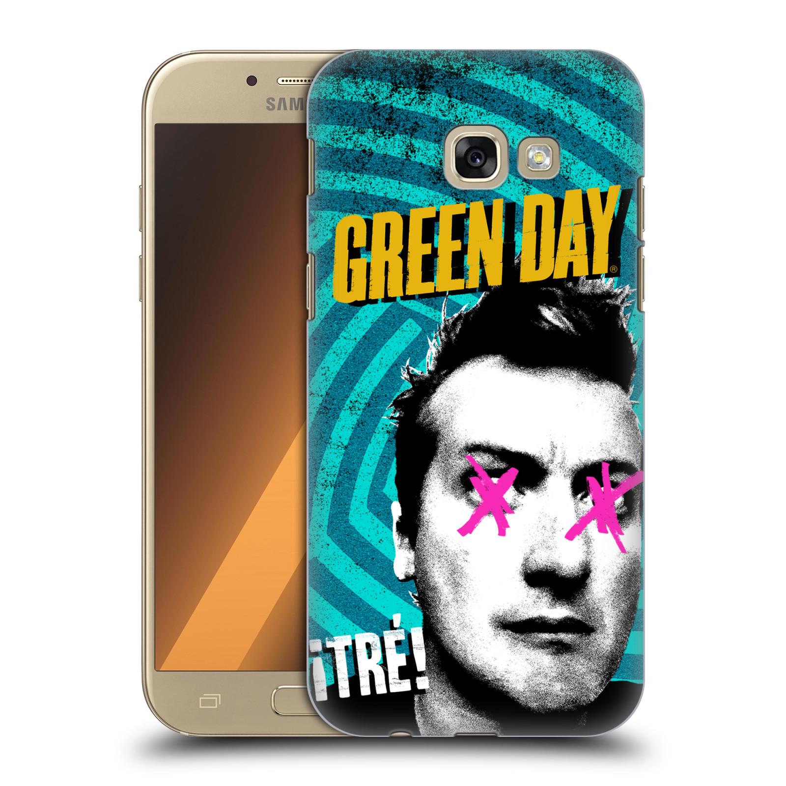 Plastové pouzdro na mobil Samsung Galaxy A5 (2017) HEAD CASE Green Day - Tré