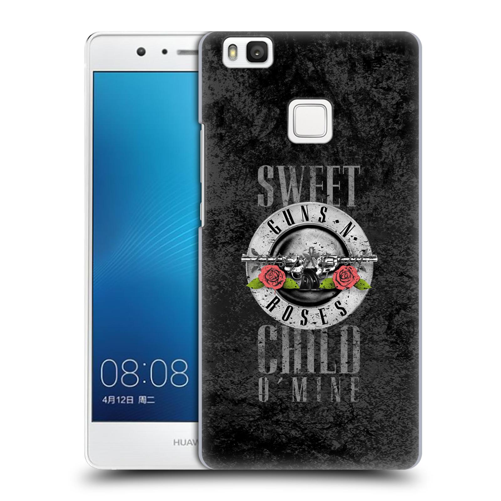 Plastové pouzdro na mobil Huawei P9 Lite HEAD CASE Guns N' Roses - Sweet Child