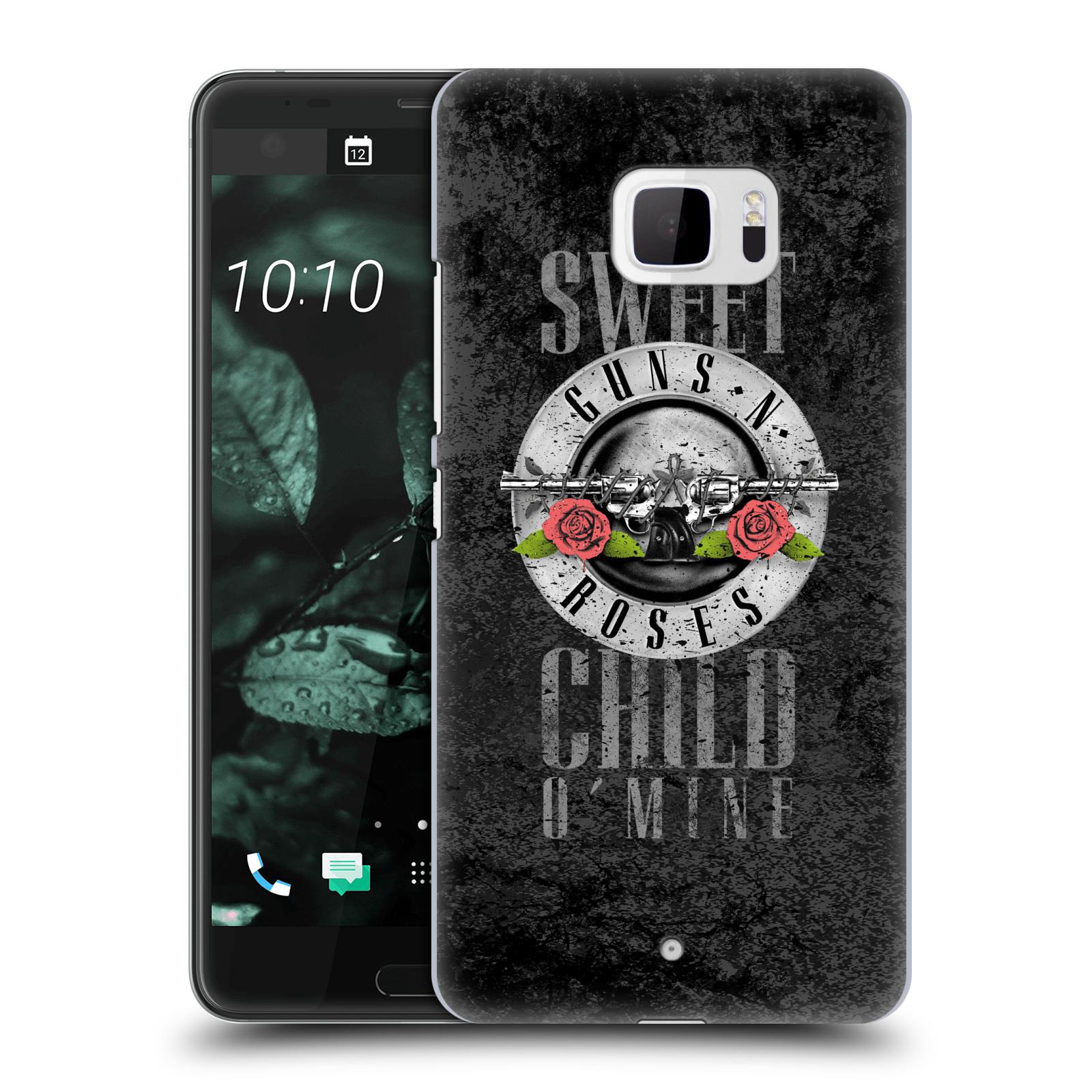 Plastové pouzdro na mobil HTC U Ultra Head Case - Guns N' Roses - Sweet Child