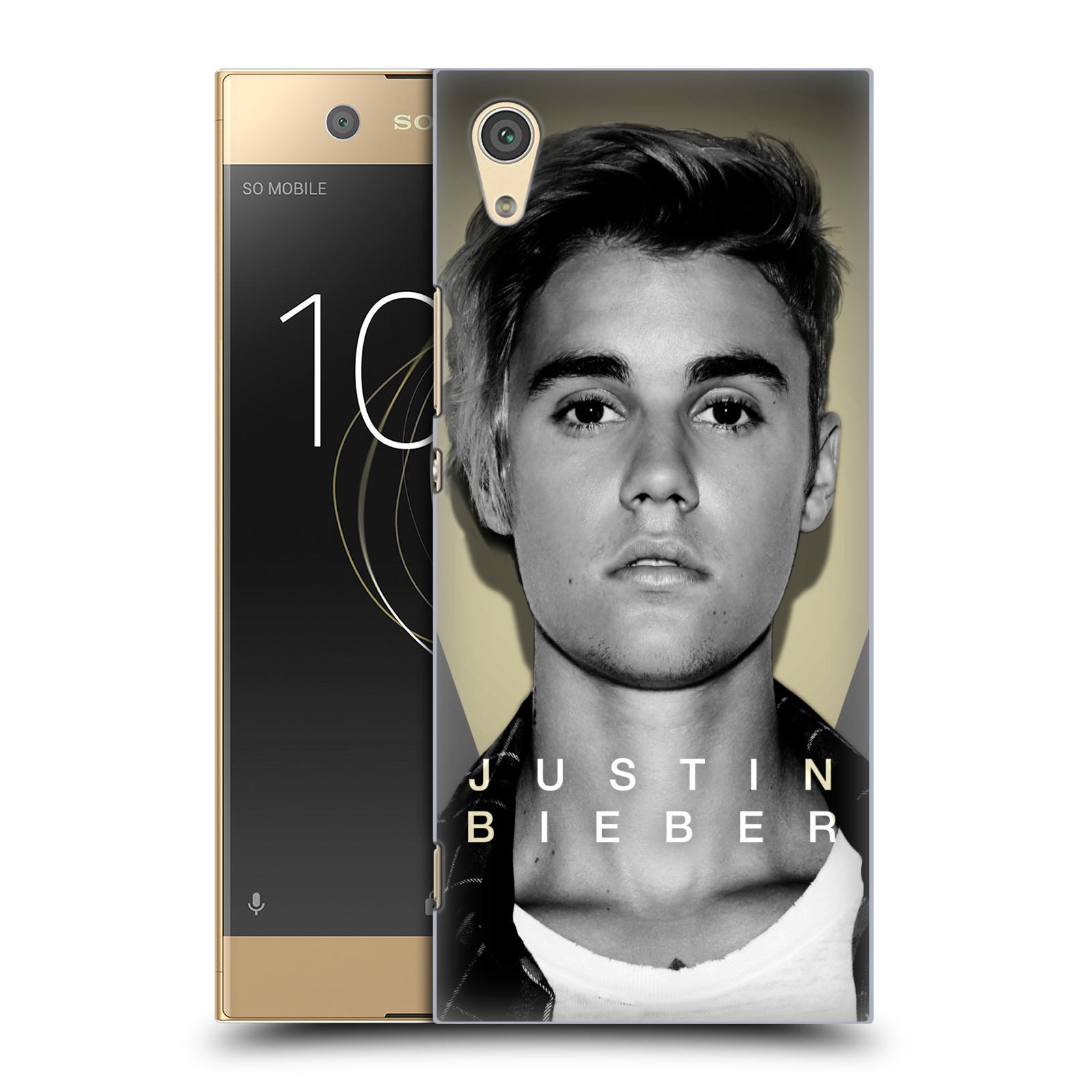 Plastové pouzdro na mobil Sony Xperia XA1 - Head Case - Justin Bieber Official - Head Shot