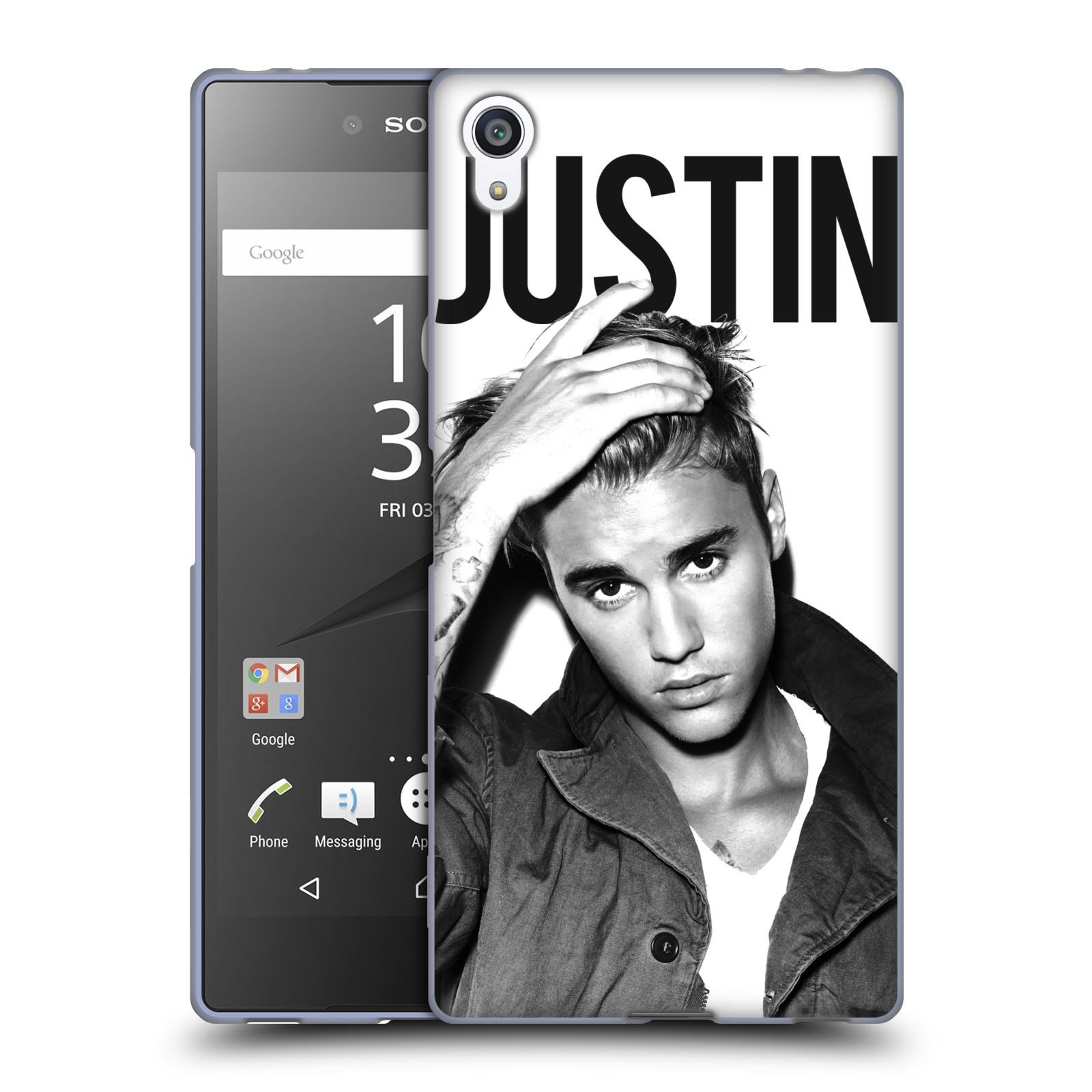 Silikonové pouzdro na mobil Sony Xperia Z5 Premium HEAD CASE Justin Bieber Official - Póza