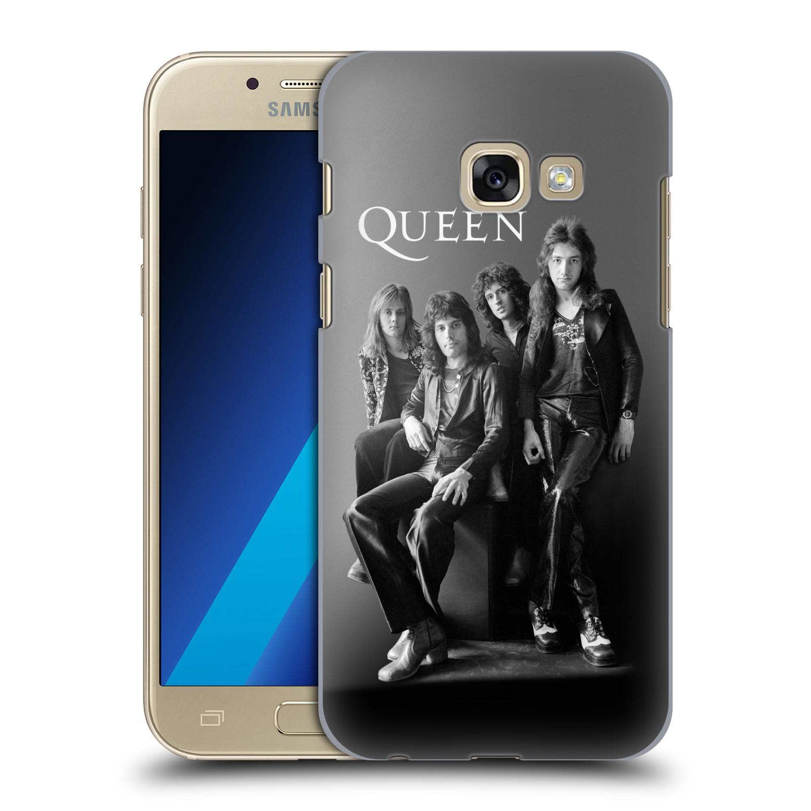 Plastové pouzdro na mobil Samsung Galaxy A3 (2017) HEAD CASE Queen - Skupina