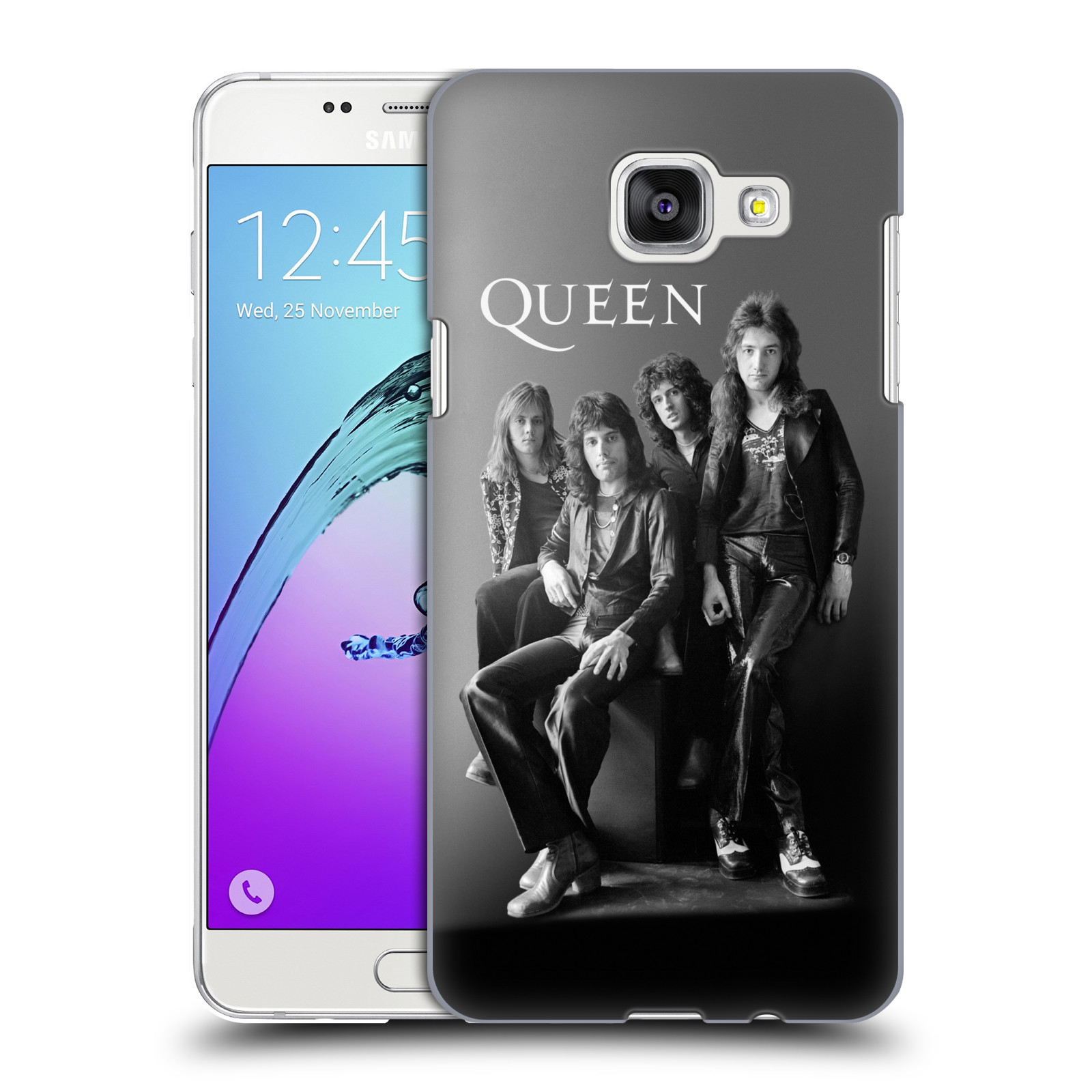 Plastové pouzdro na mobil Samsung Galaxy A5 (2016) HEAD CASE Queen - Skupina