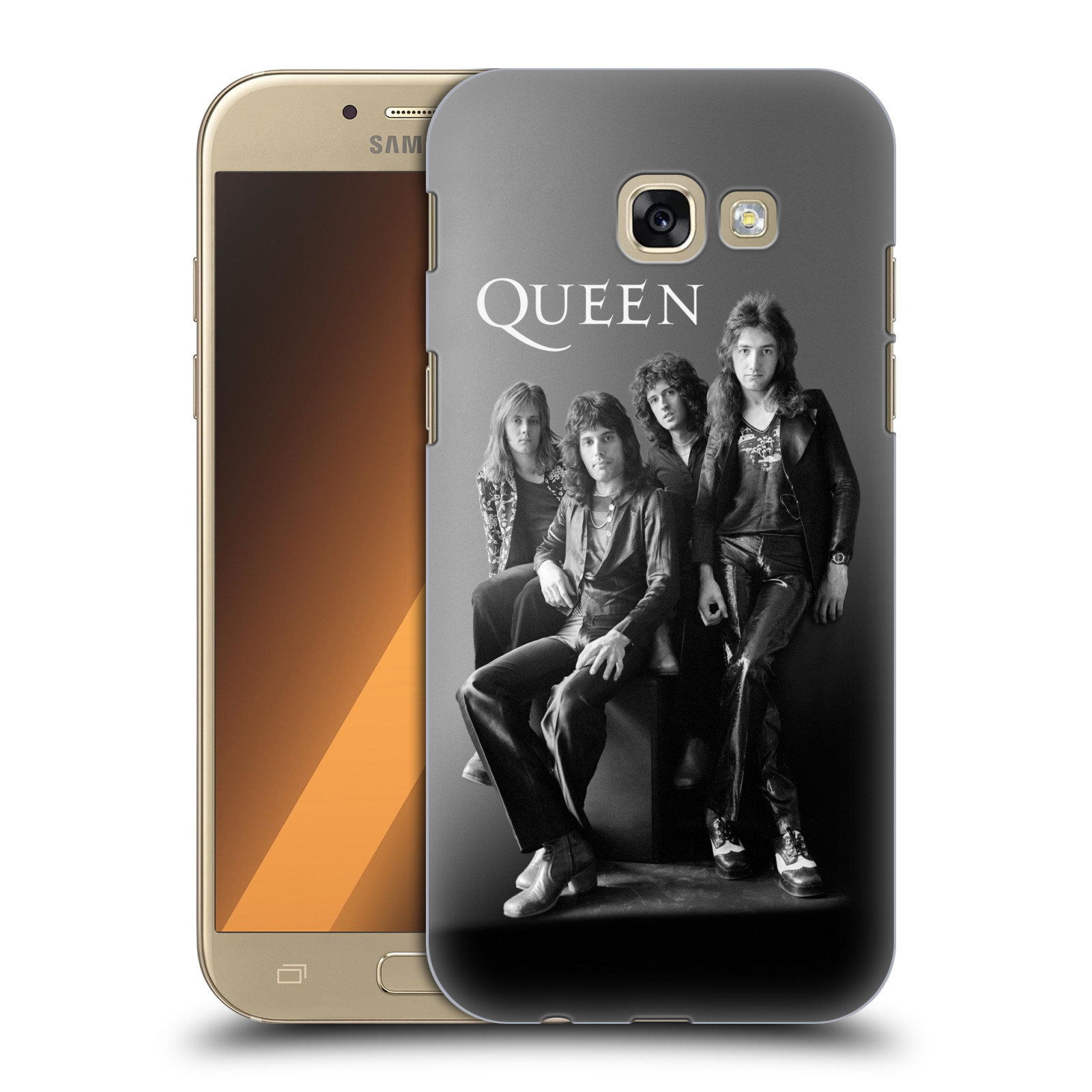 Plastové pouzdro na mobil Samsung Galaxy A5 (2017) HEAD CASE Queen - Skupina