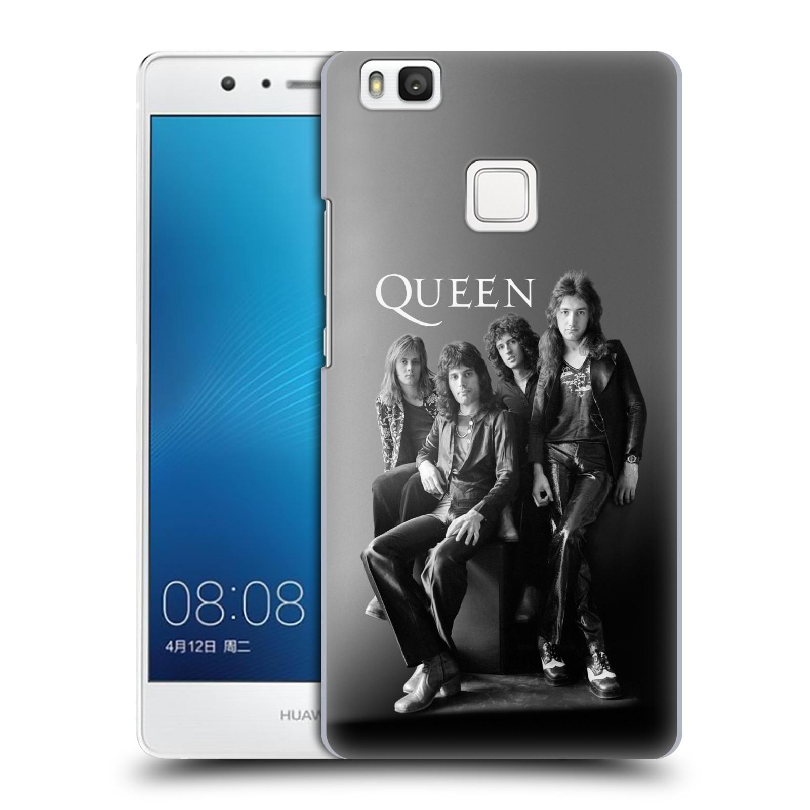 Plastové pouzdro na mobil Huawei P9 Lite HEAD CASE Queen - Skupina
