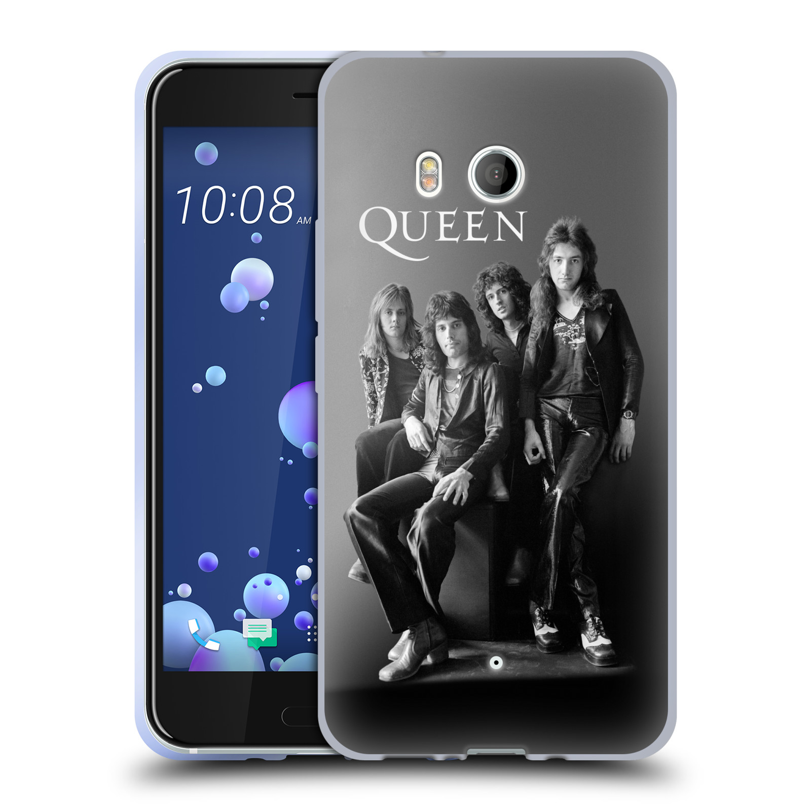 Silikonové pouzdro na mobil HTC U11 - Head Case - Queen - Skupina