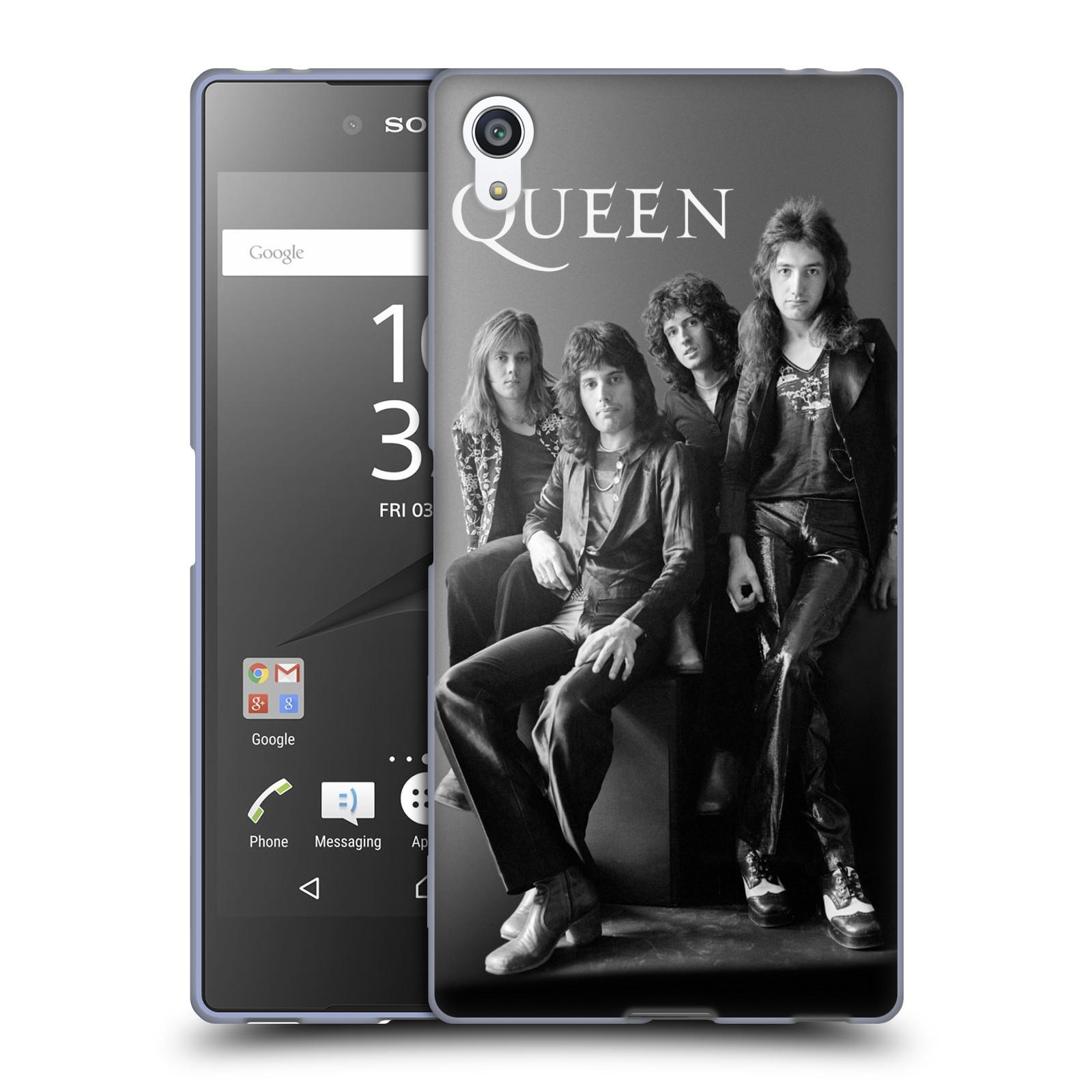 Silikonové pouzdro na mobil Sony Xperia Z5 Premium HEAD CASE Queen - Skupina