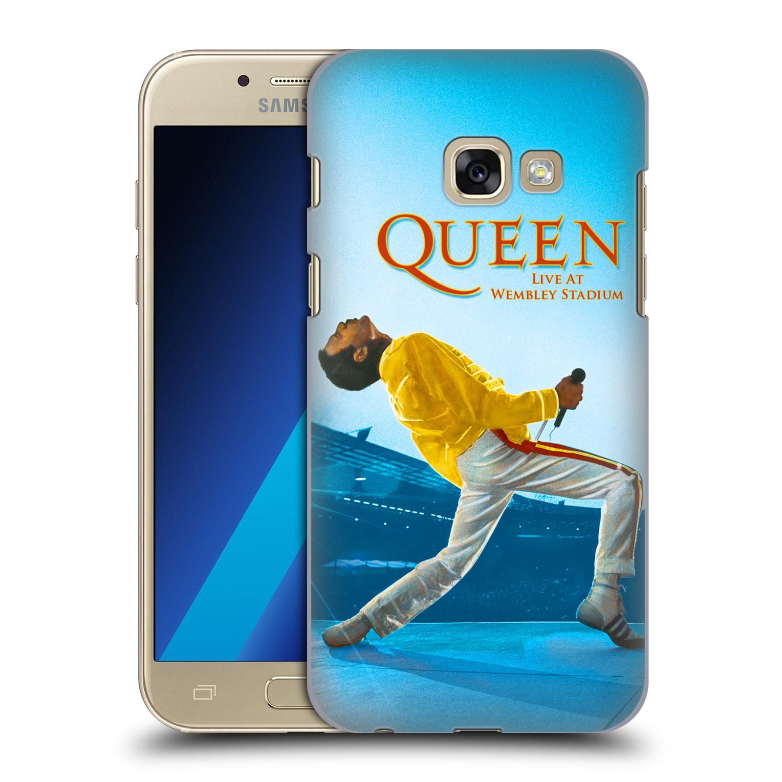 Plastové pouzdro na mobil Samsung Galaxy A3 (2017) HEAD CASE Queen - Freddie Mercury