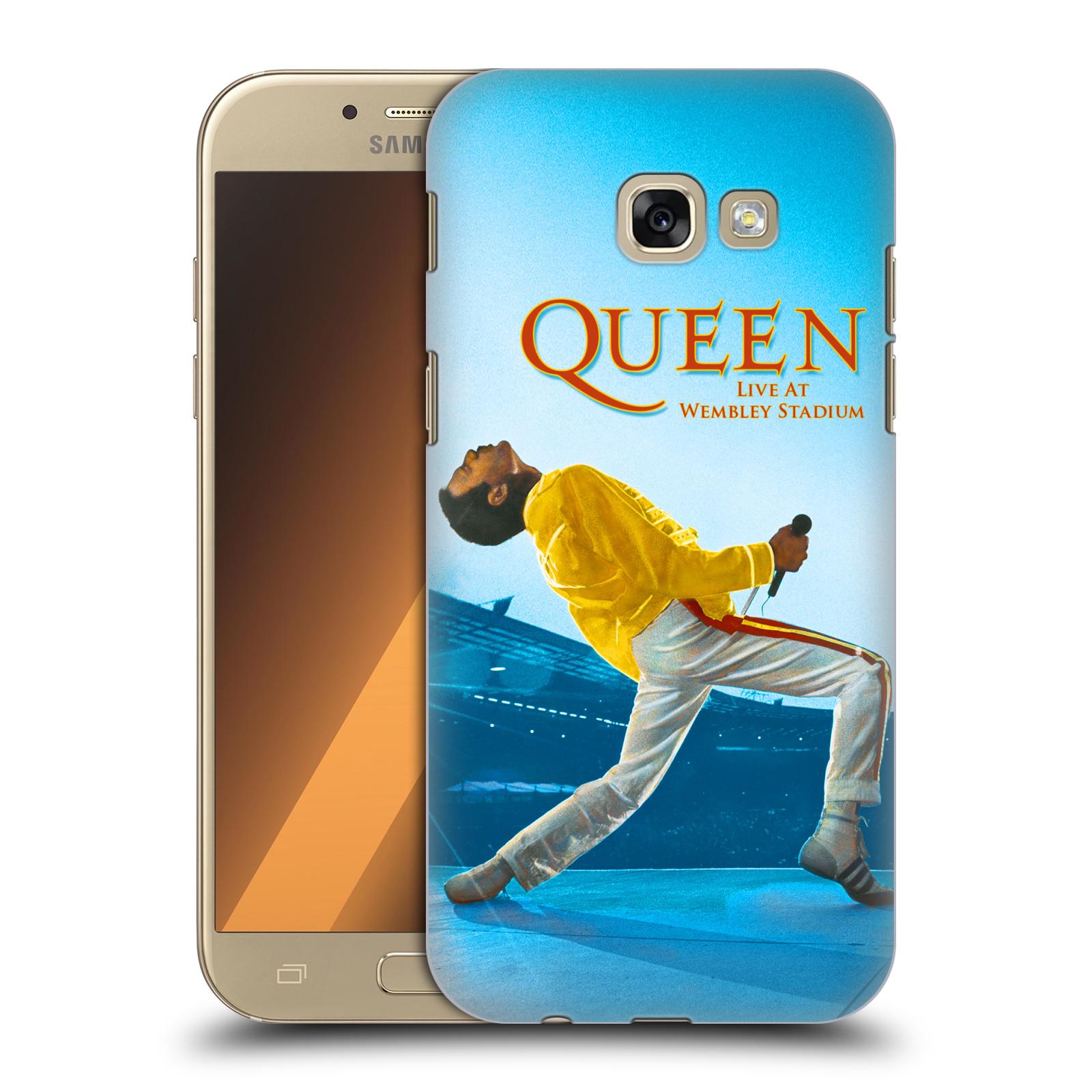Plastové pouzdro na mobil Samsung Galaxy A5 (2017) HEAD CASE Queen - Freddie Mercury