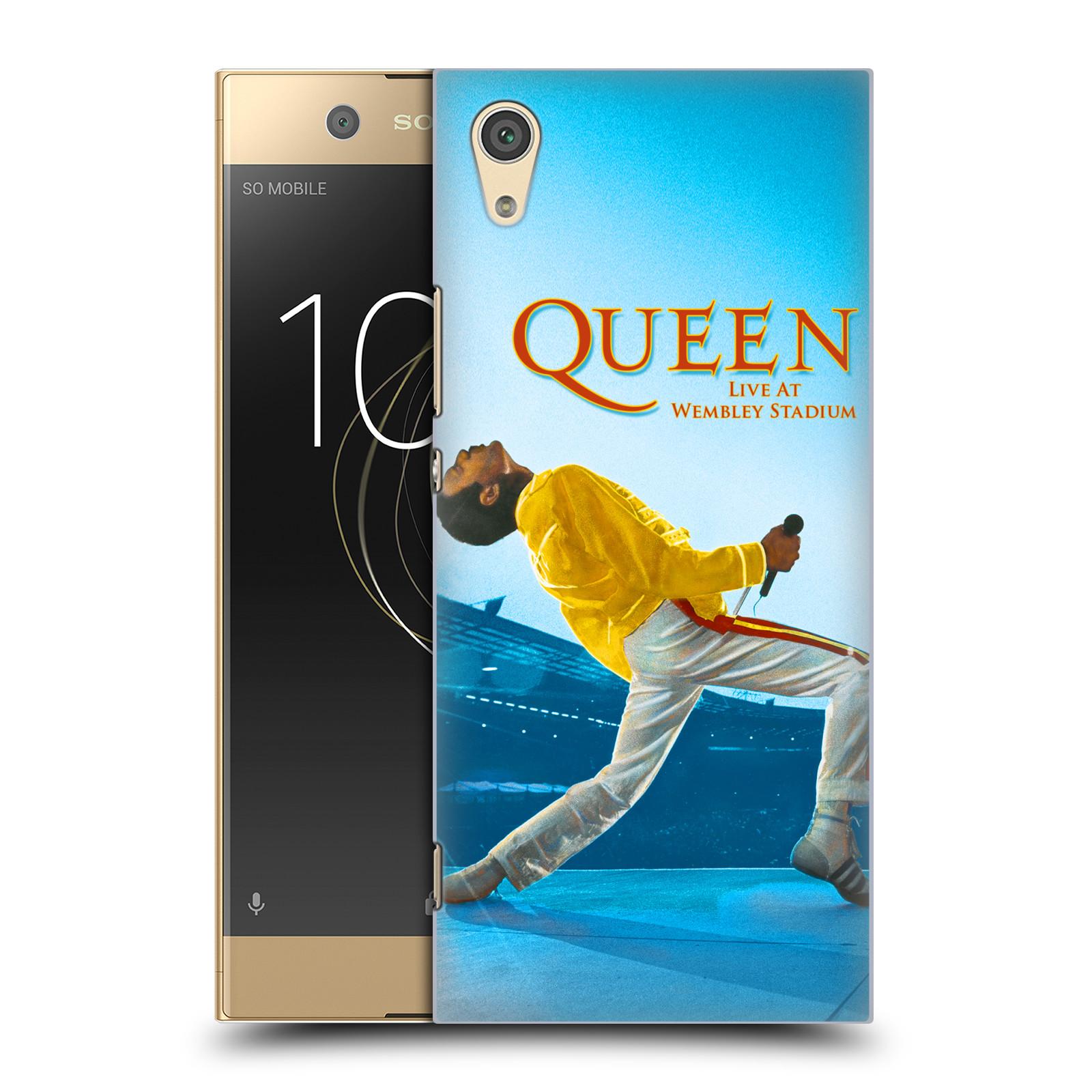 Plastové pouzdro na mobil Sony Xperia XA1 - Head Case - Queen - Freddie Mercury