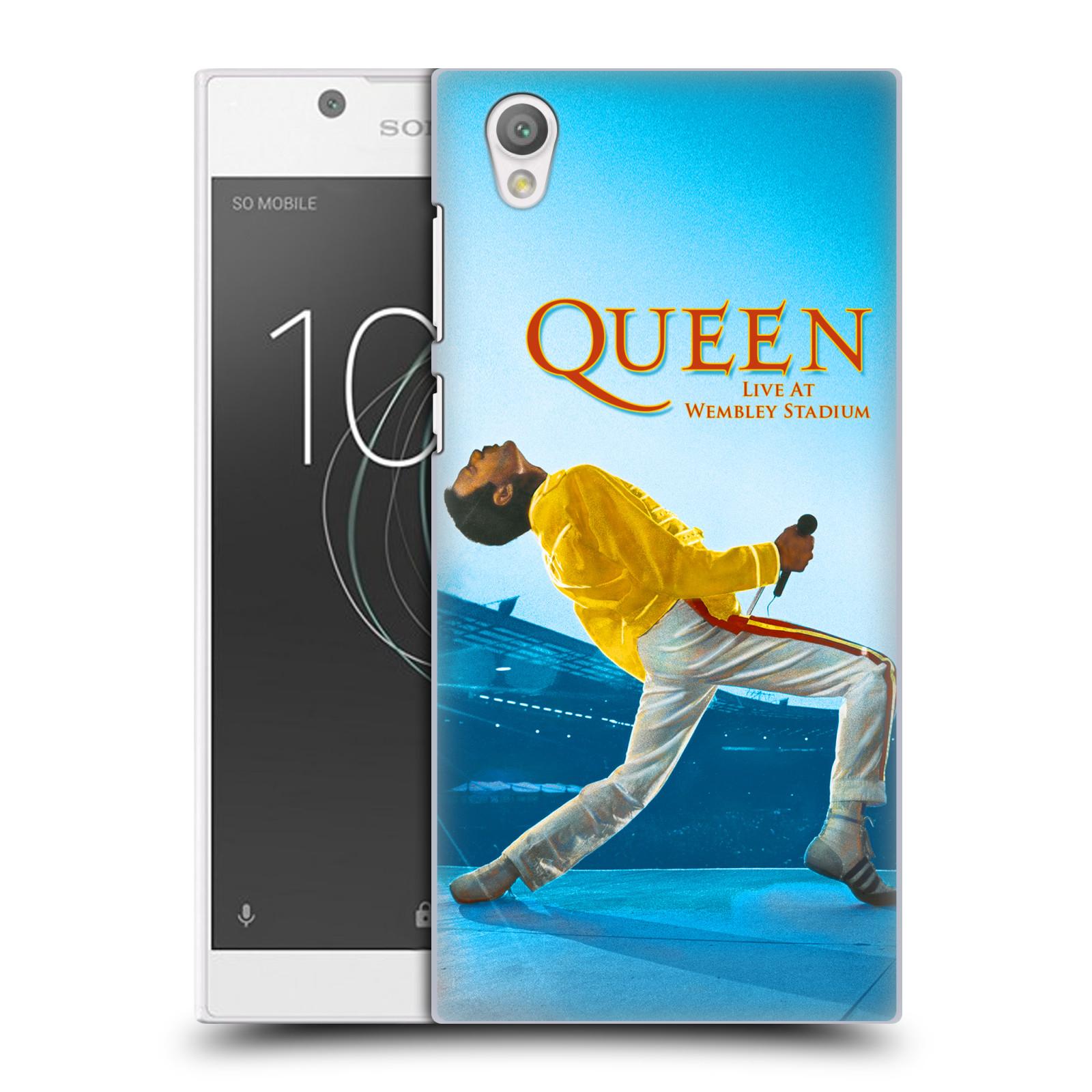 Plastové pouzdro na mobil Sony Xperia L1 - Head Case - Queen - Freddie Mercury