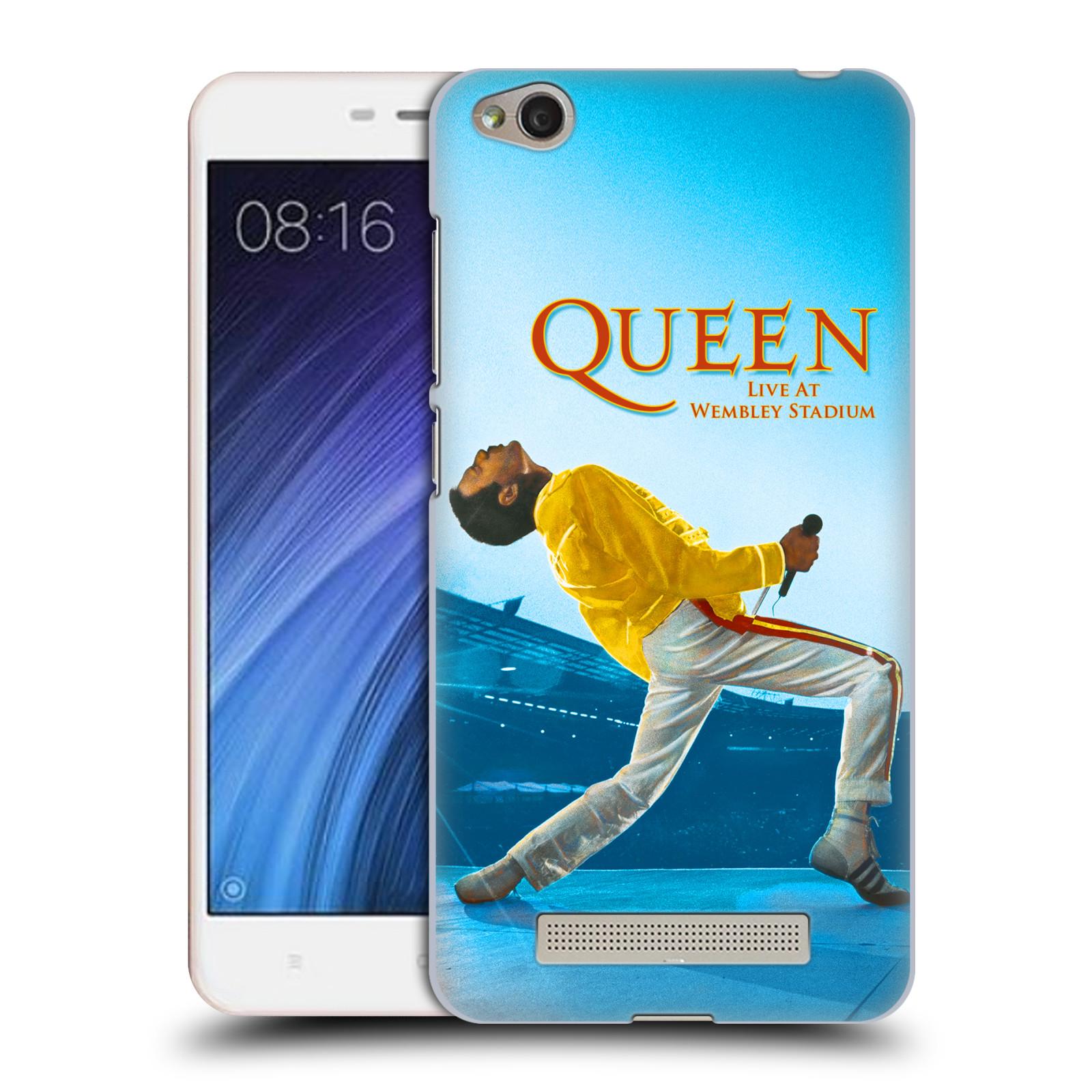 Plastové pouzdro na mobil Xiaomi Redmi 4A HEAD CASE Queen - Freddie Mercury