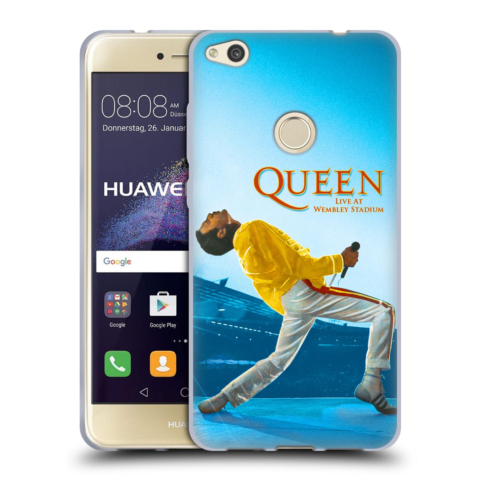 Silikonové pouzdro na mobil Huawei P9 Lite (2017) HEAD CASE Queen - Freddie Mercury