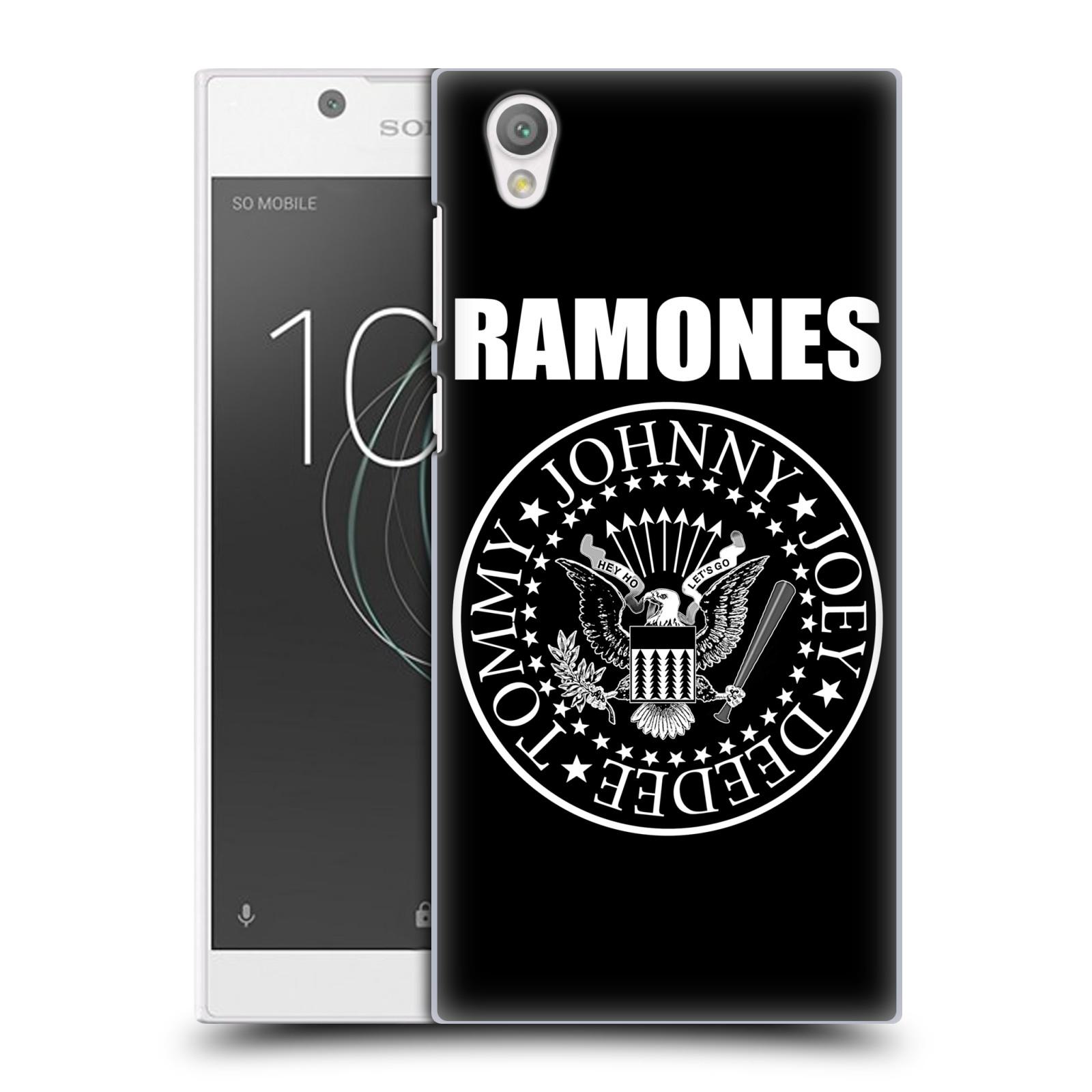 Plastové pouzdro na mobil Sony Xperia L1 - Head Case - The Ramones - PRESIDENTIAL SEAL