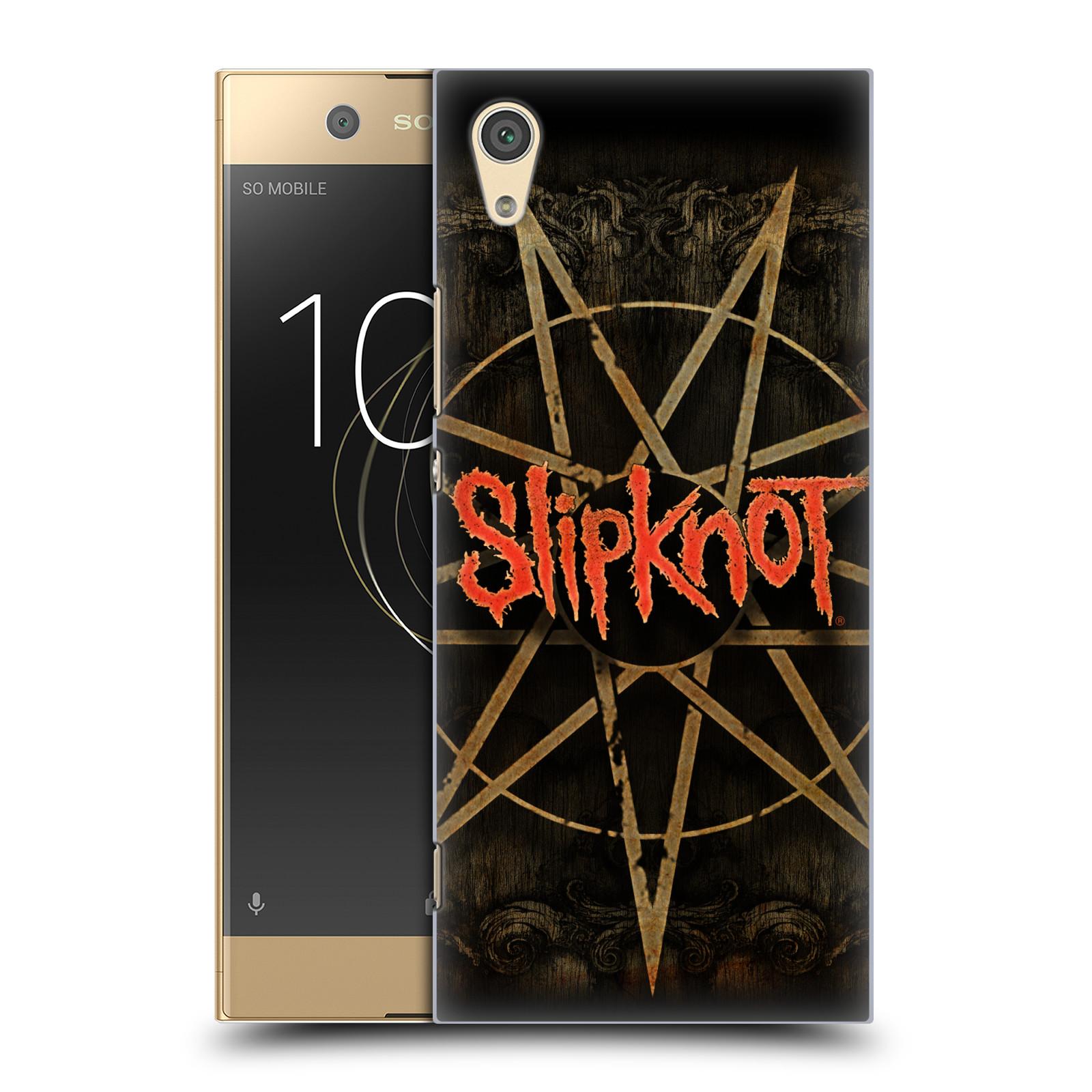Plastové pouzdro na mobil Sony Xperia XA1 - Head Case - Slipknot - Znak