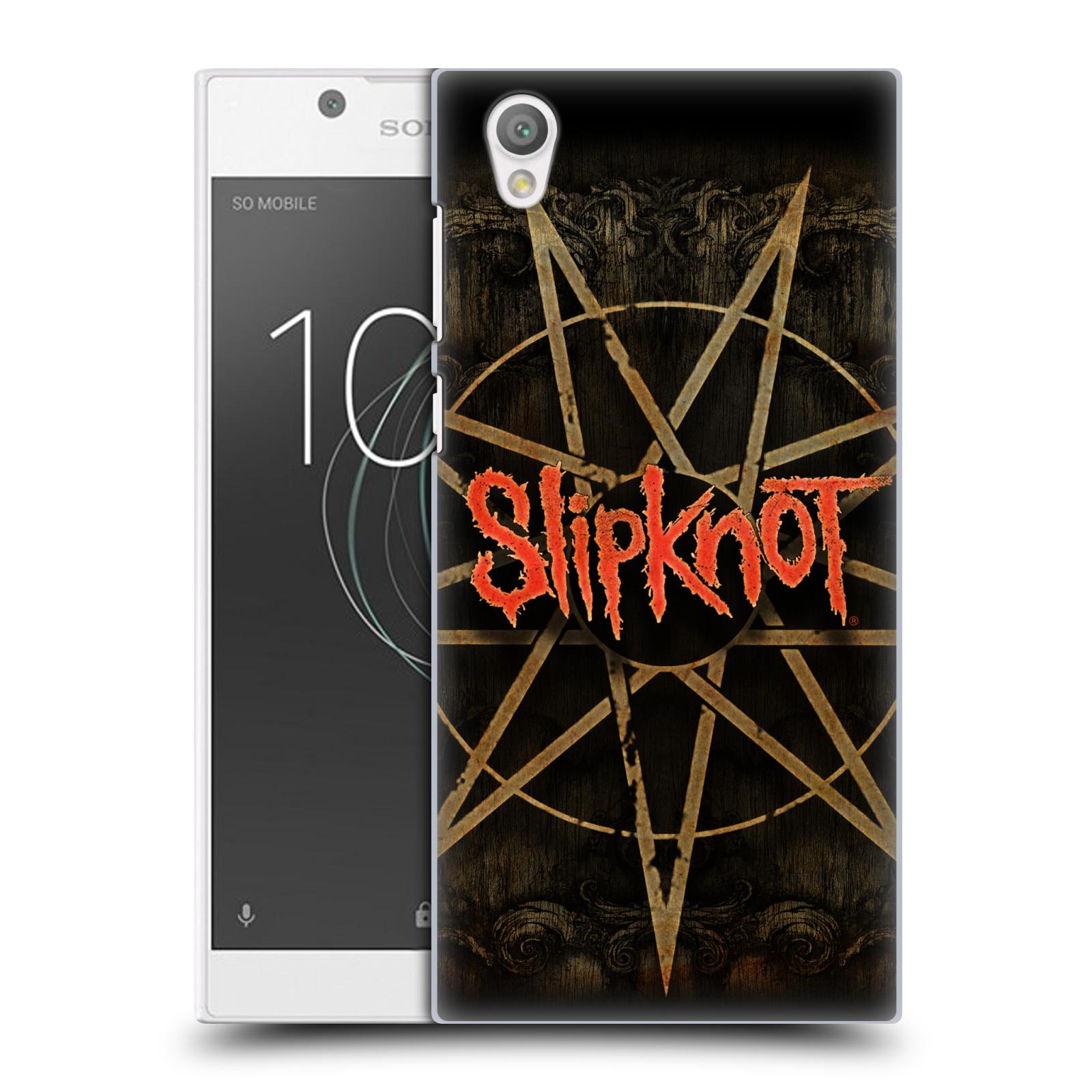 Plastové pouzdro na mobil Sony Xperia L1 - Head Case - Slipknot - Znak