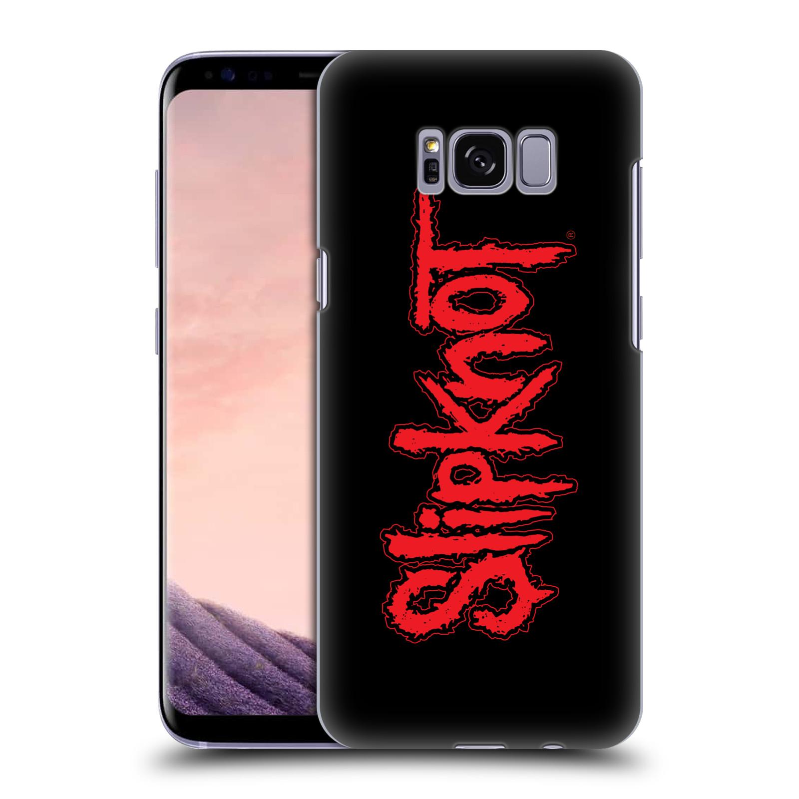 Plastové pouzdro na mobil Samsung Galaxy S8 Head Case Slipknot - Logo