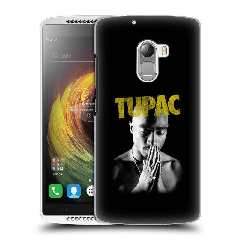 Plastové pouzdro na mobil Lenovo A7010 HEAD CASE TUPAC - Golden