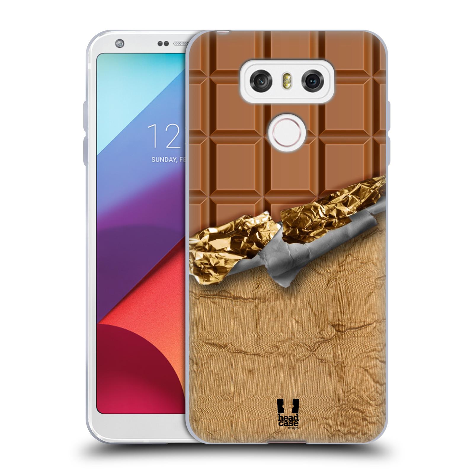 Silikonové pouzdro na mobil LG G6 - Head Case ČOKOFOILED (Silikonový kryt či obal na mobilní telefon LG G6 H870 / LG G6 Dual SIM H870DS)