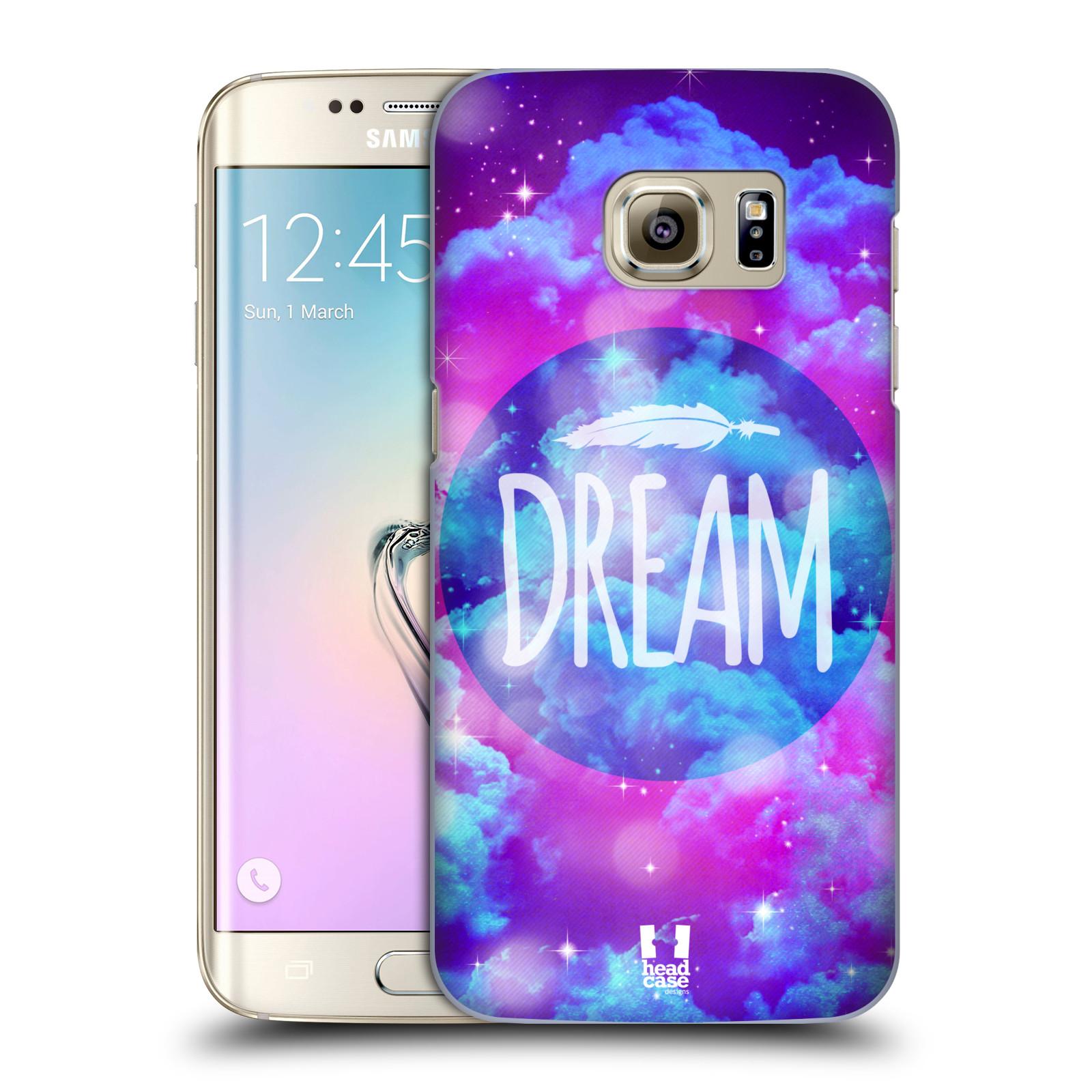 Plastové pouzdro na mobil Samsung Galaxy S7 Edge HEAD CASE CHROMATIC DREAM (Kryt či obal na mobilní telefon Samsung Galaxy S7 Edge SM-G935F)