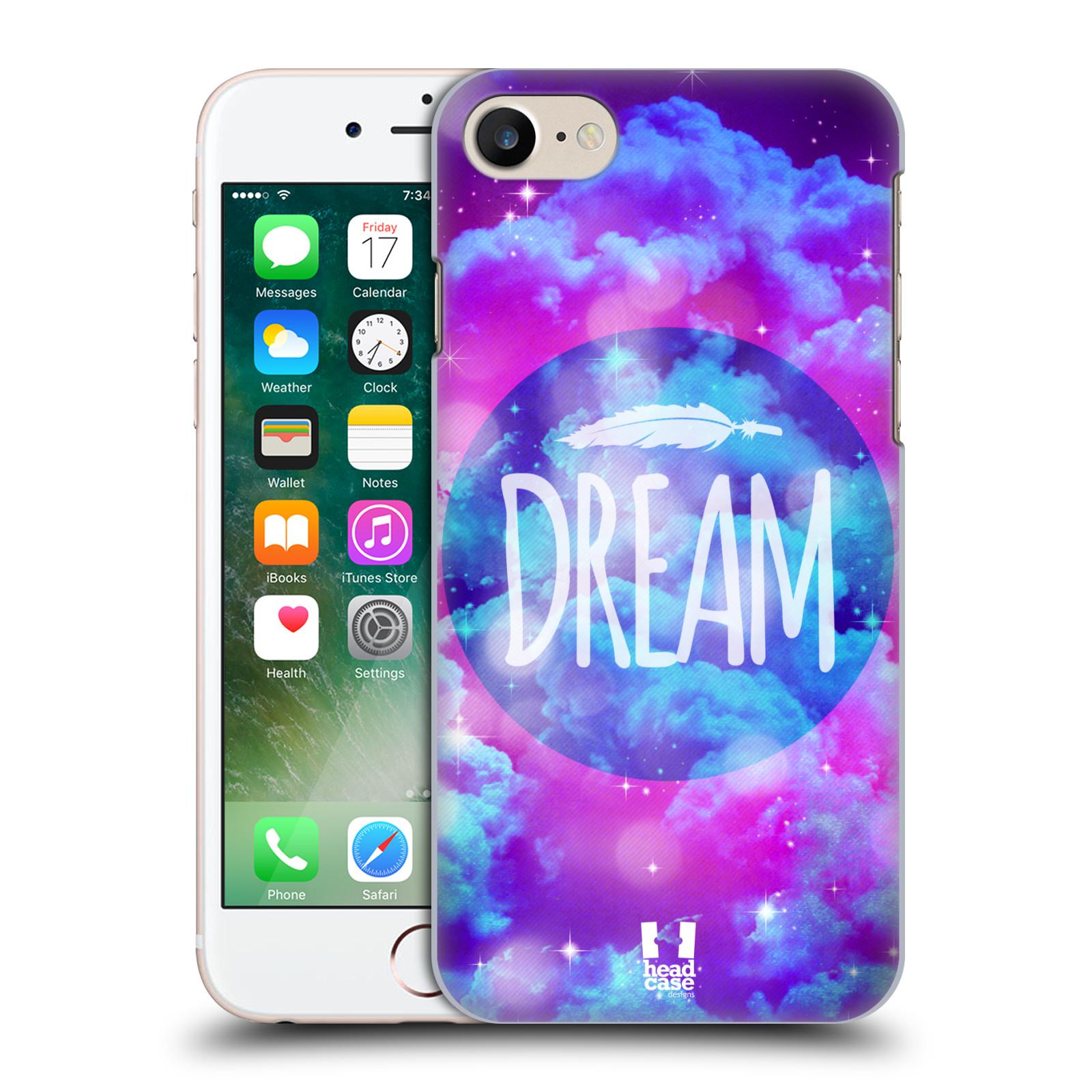 Plastové pouzdro na mobil Apple iPhone 7 HEAD CASE CHROMATIC DREAM