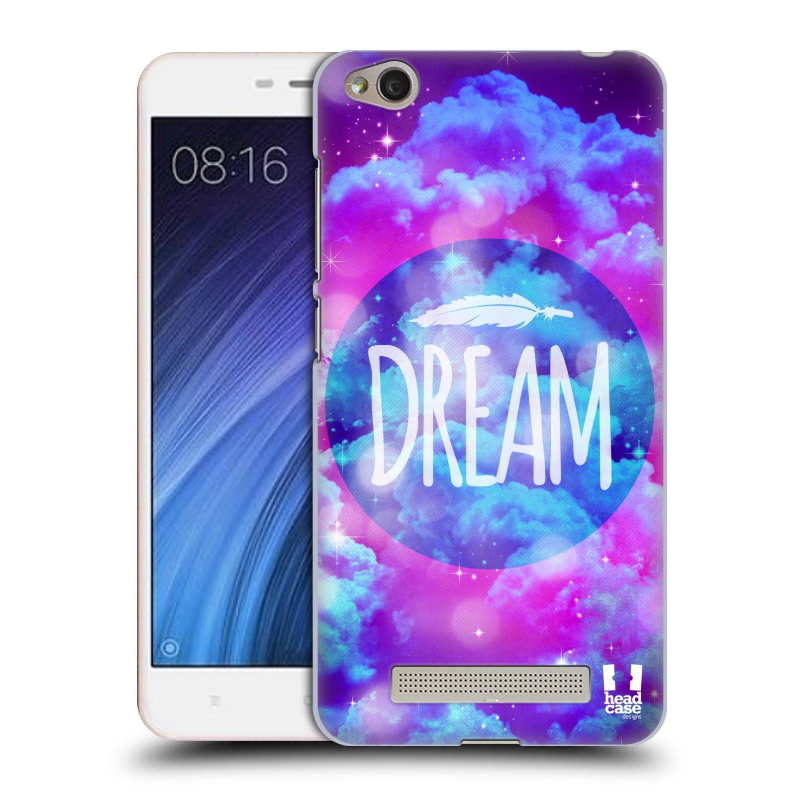 Plastové pouzdro na mobil Xiaomi Redmi 4A HEAD CASE CHROMATIC DREAM