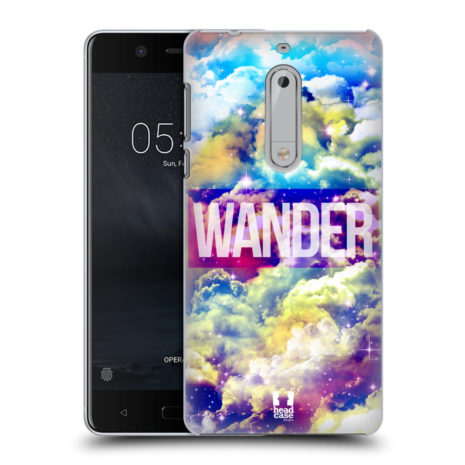 Plastové pouzdro na mobil Nokia 5 Head Case - CHROMATIC WANDER (Plastový kryt či obal na mobilní telefon Nokia 5 (2017))