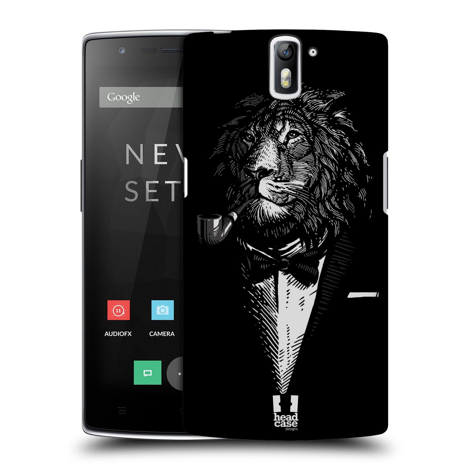 Plastové pouzdro na mobil OnePlus One HEAD CASE LEV V KVÁDRU (Kryt či obal na mobilní telefon OnePlus One)