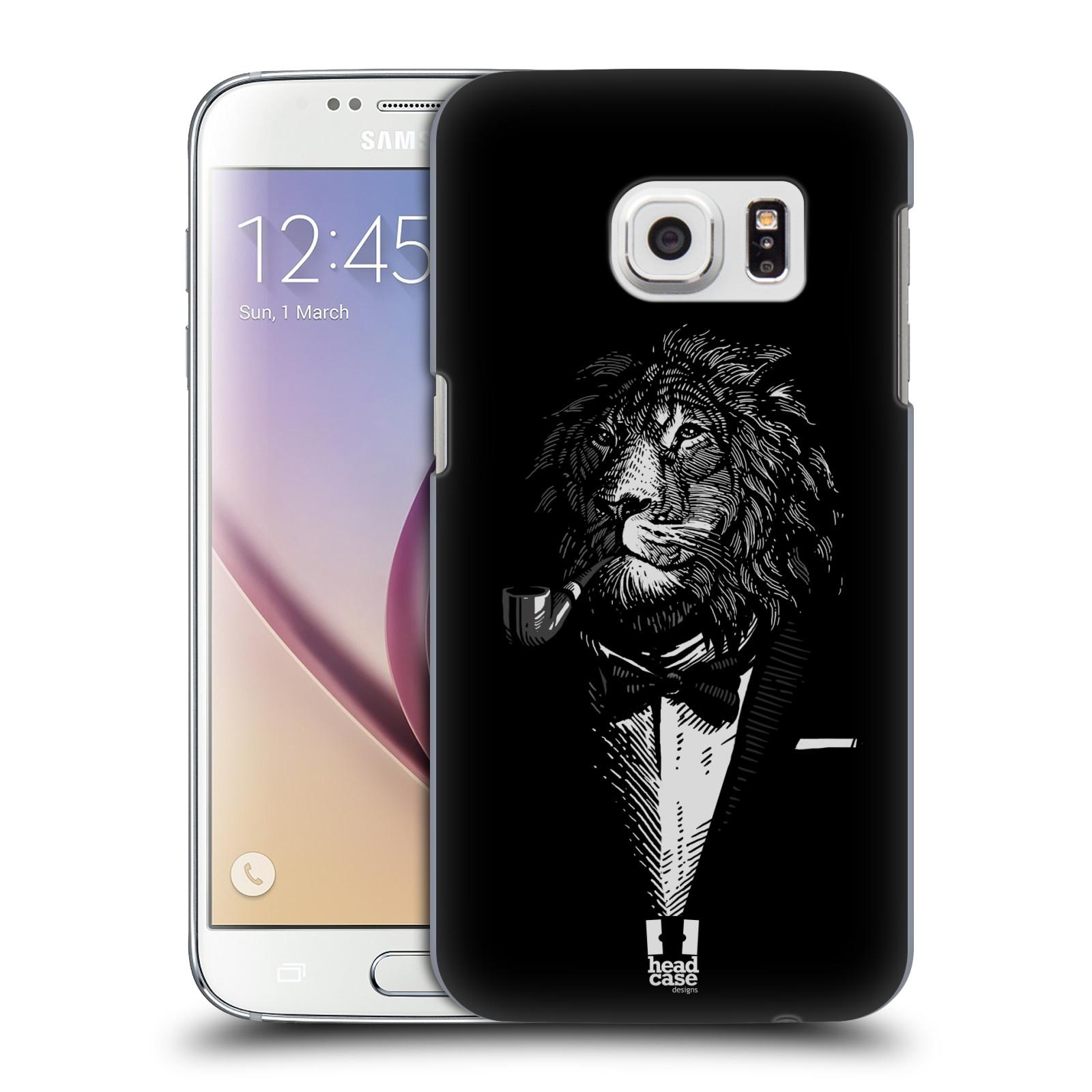 Plastové pouzdro na mobil Samsung Galaxy S7 HEAD CASE LEV V KVÁDRU (Kryt či obal na mobilní telefon Samsung Galaxy S7 SM-G930F)