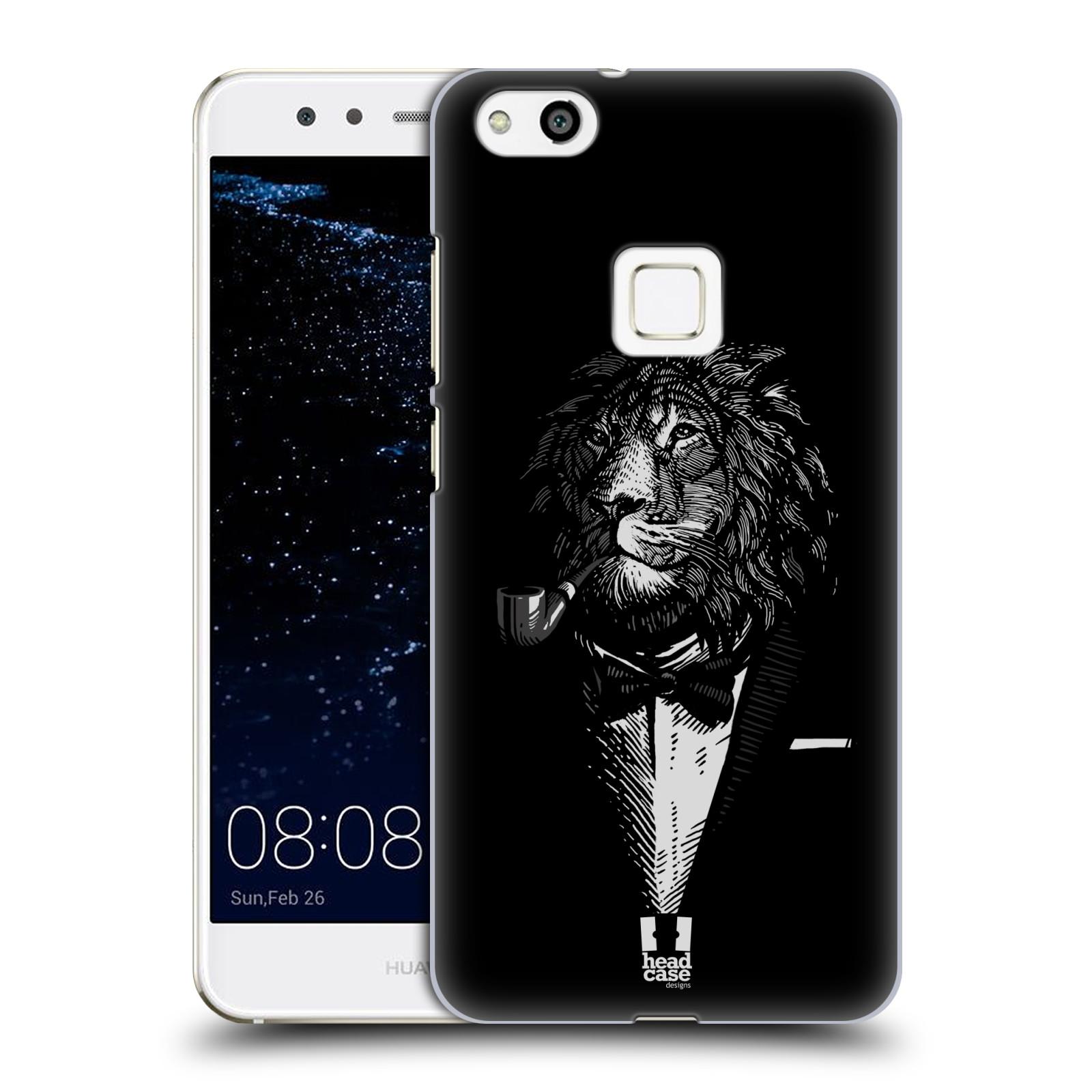 Plastové pouzdro na mobil Huawei P10 Lite Head Case - LEV V KVÁDRU (Plastový kryt či obal na mobilní telefon Huawei P10 Lite Dual SIM (LX1/LX1A))