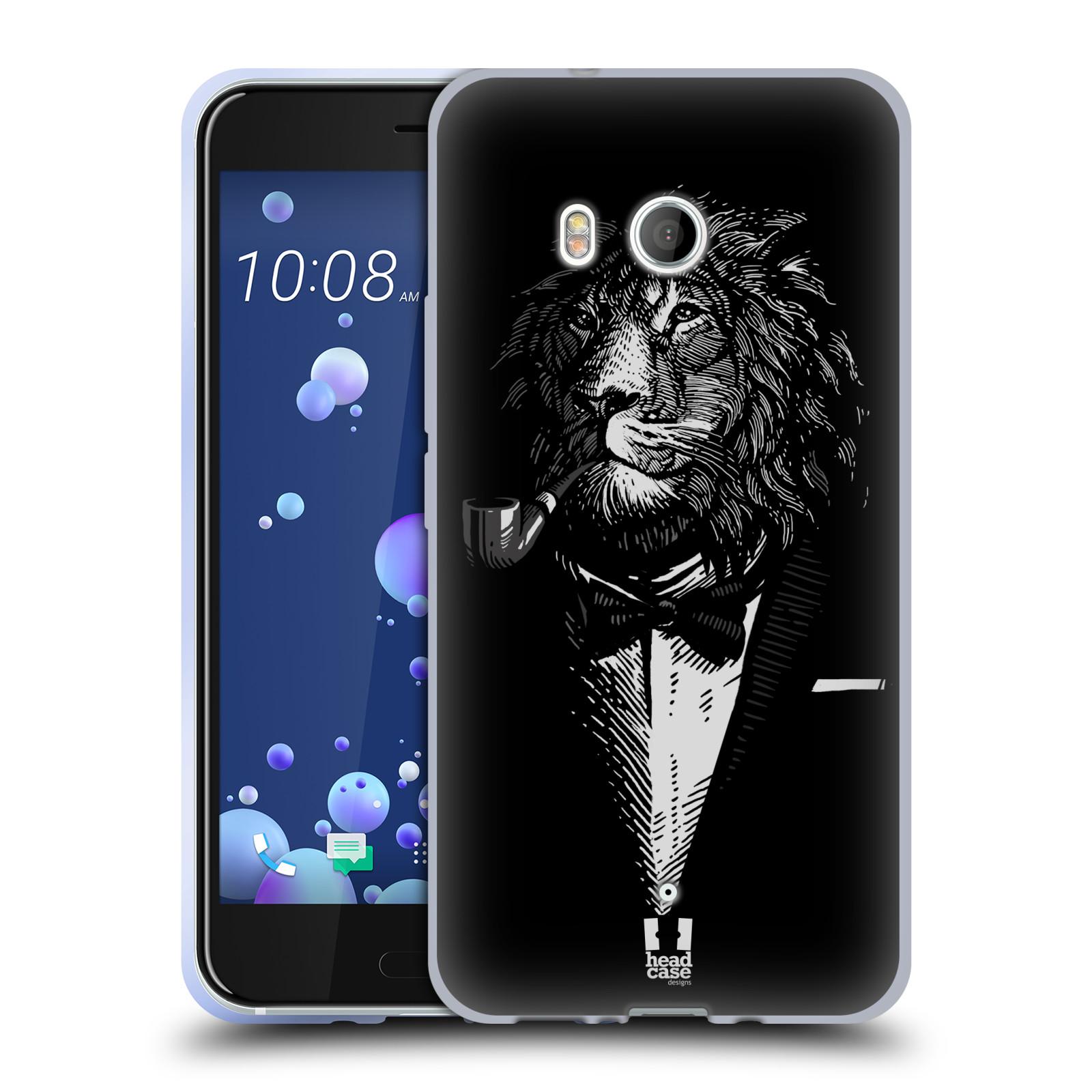 Silikonové pouzdro na mobil HTC U11 - Head Case - LEV V KVÁDRU