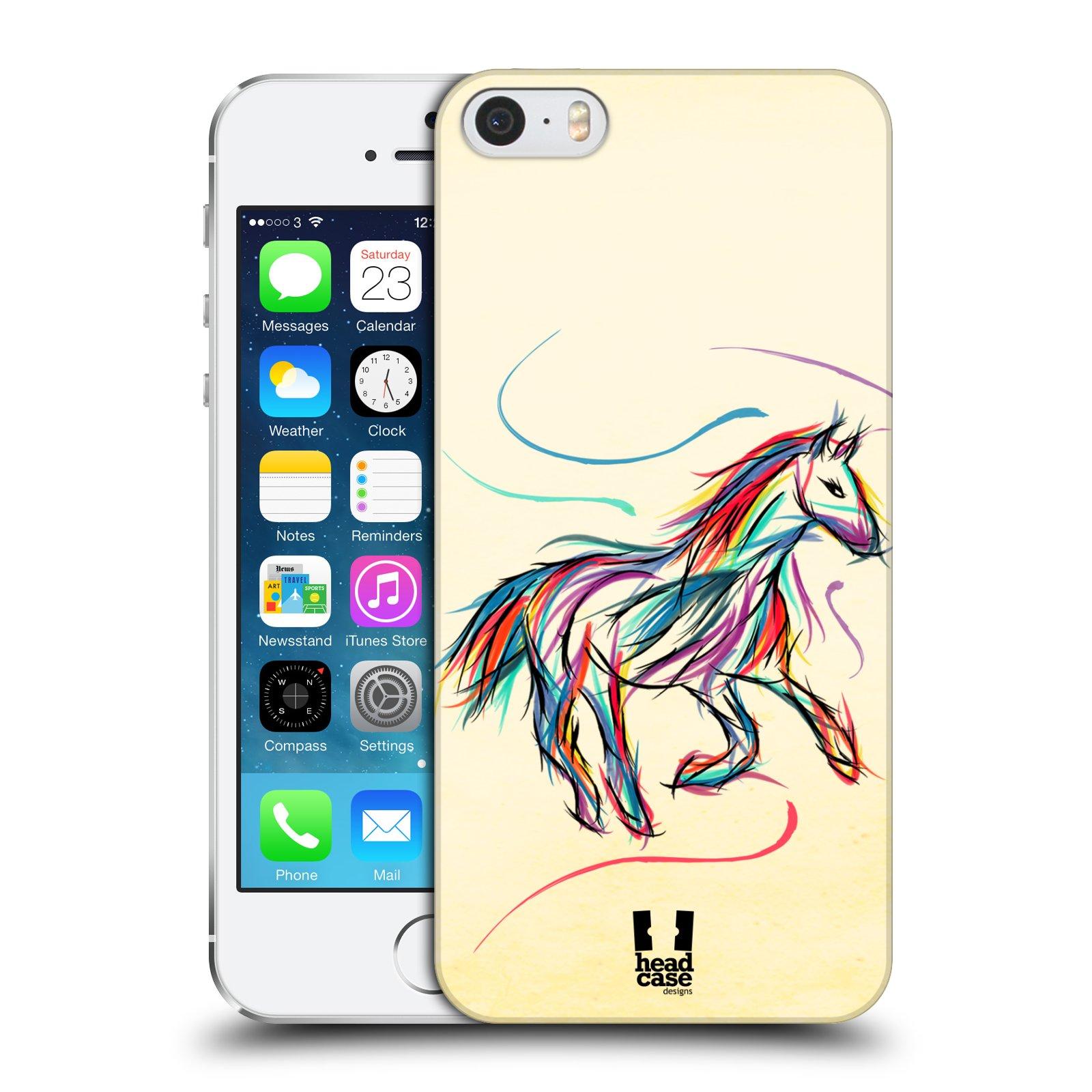 Plastové pouzdro na mobil Apple iPhone SE 051b83fd62e