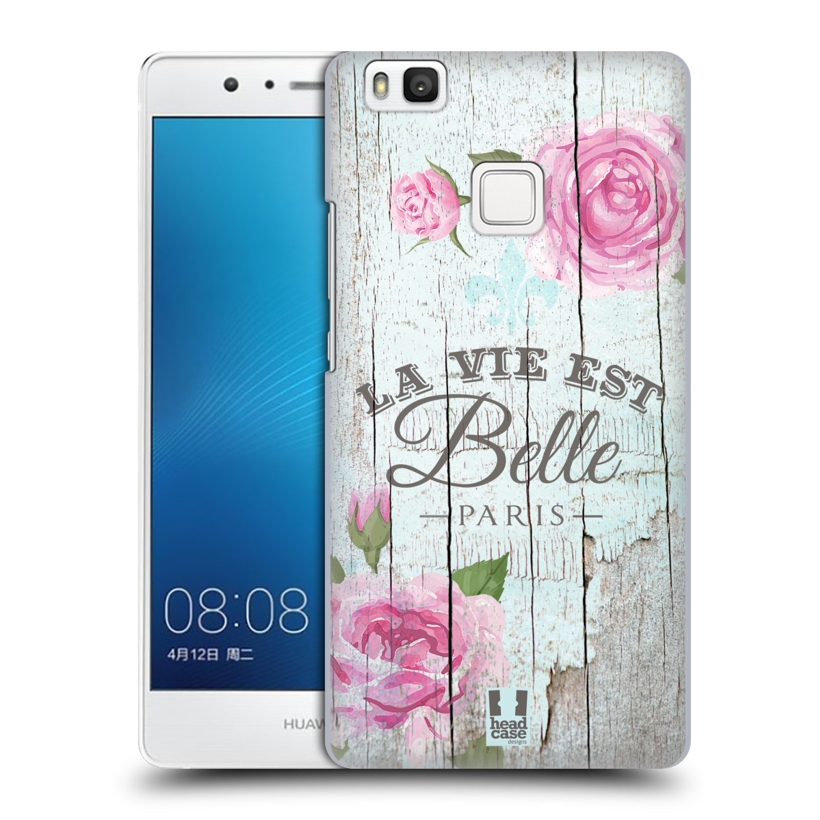 Plastové pouzdro na mobil Huawei P9 Lite HEAD CASE LIFE IN THE COUNTRY BELLE 206be8210a8