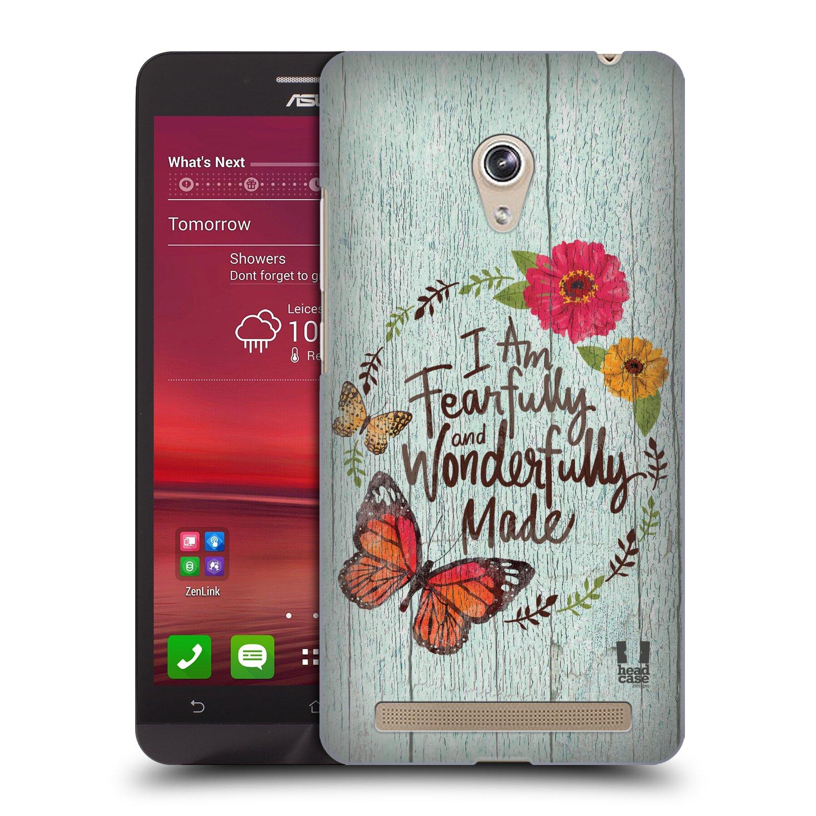 Plastové pouzdro na mobil Asus Zenfone 6 HEAD CASE LIFE IN THE COUNTRY WONDERFULLY (Kryt či obal na mobilní telefon Asus Zenfone 6 A600CG / A601CG)
