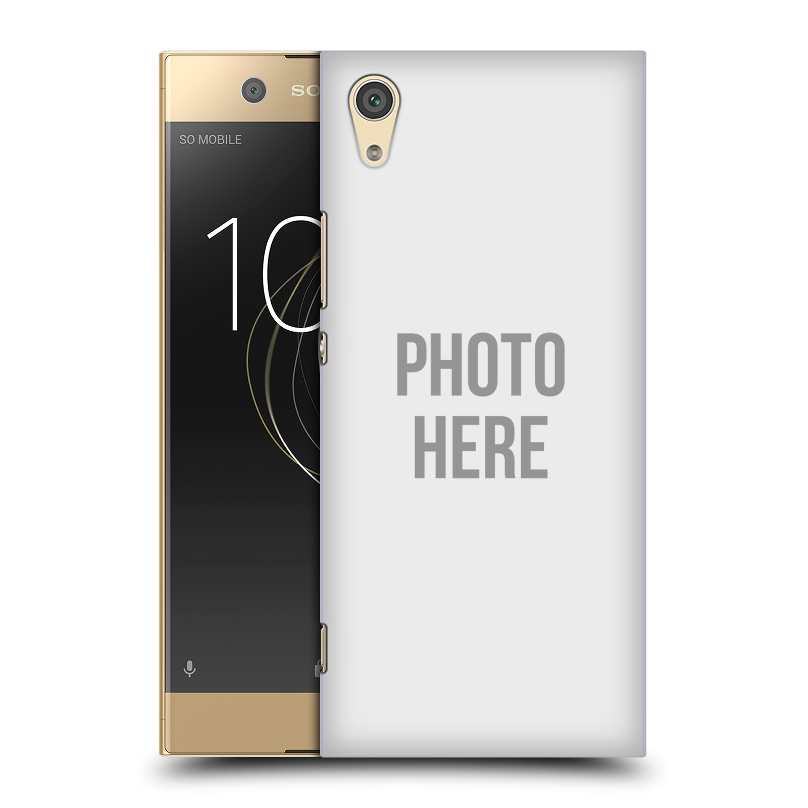 Plastové pouzdro na mobil Sony Xperia XA1 - Head Case - s vlastním motivem