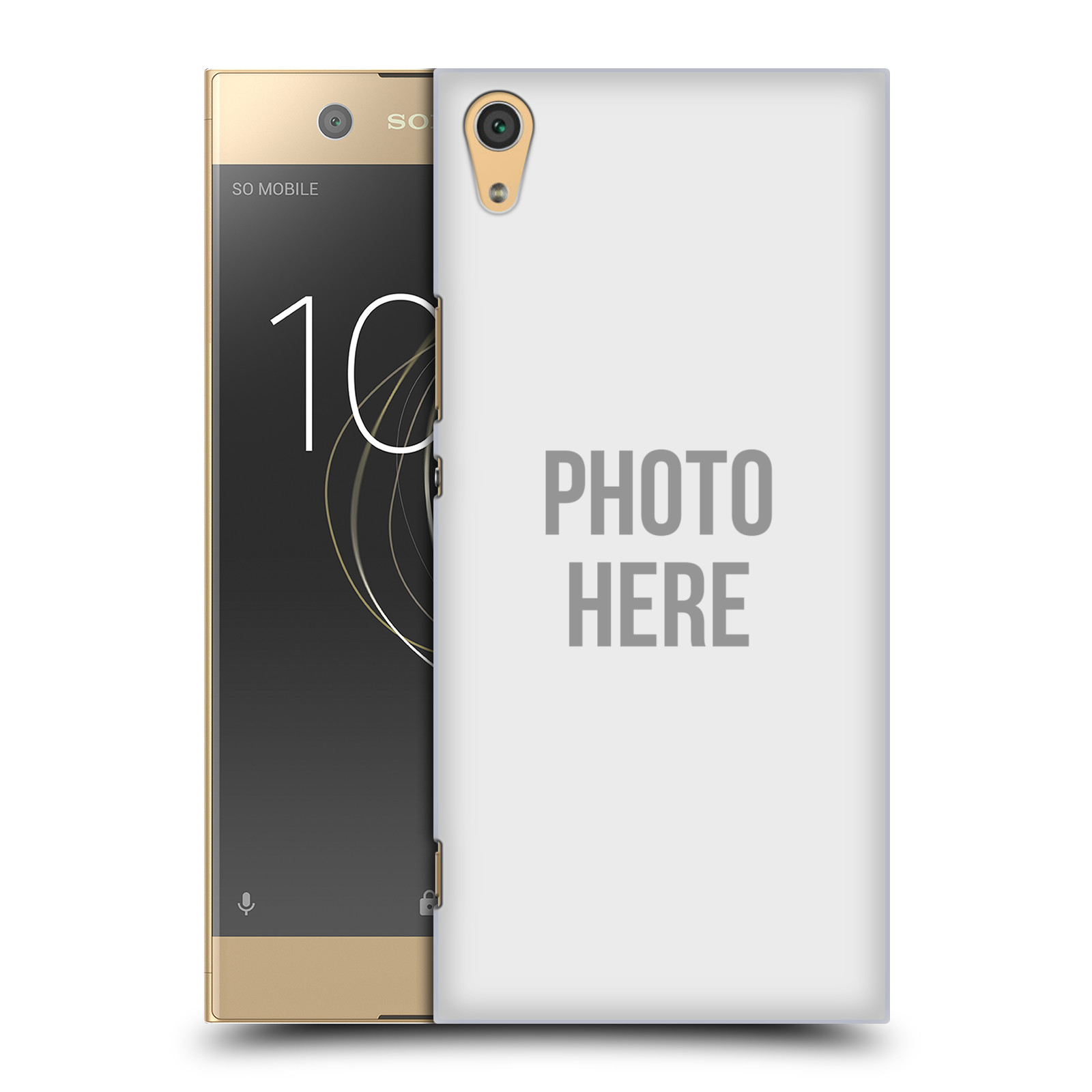 Plastové pouzdro na mobil Sony Xperia XA1 Ultra - Head Case - s vlastním motivem