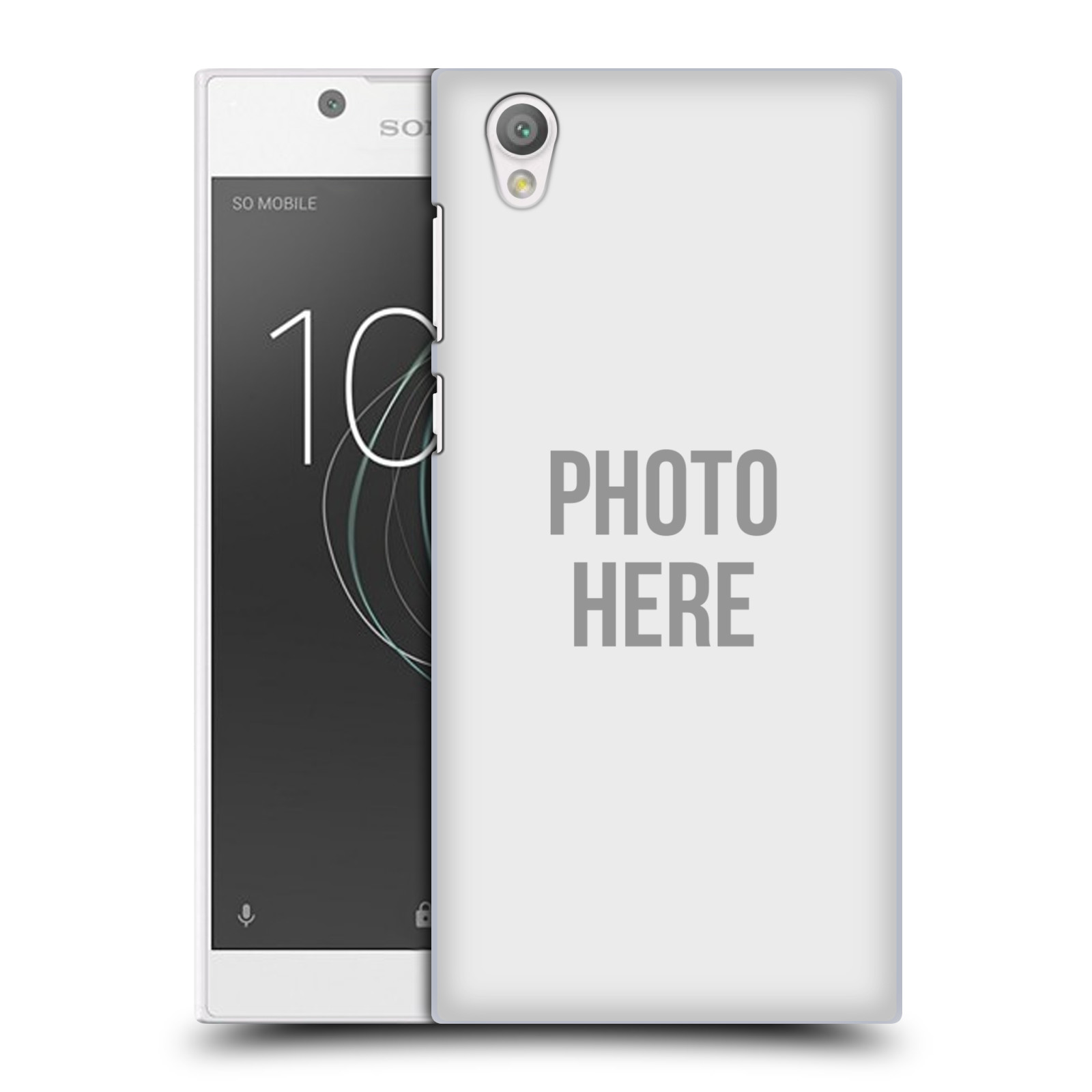 Plastové pouzdro na mobil Sony Xperia L1 - Head Case - s vlastním motivem