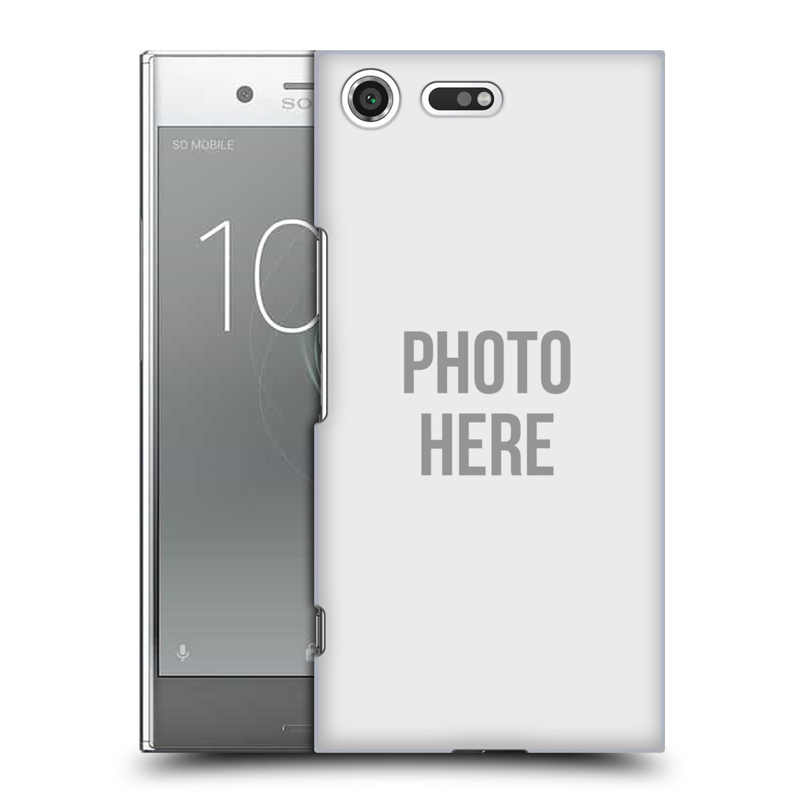 Plastové pouzdro na mobil Sony Xperia XZ Premium Head Case - s vlastním motivem