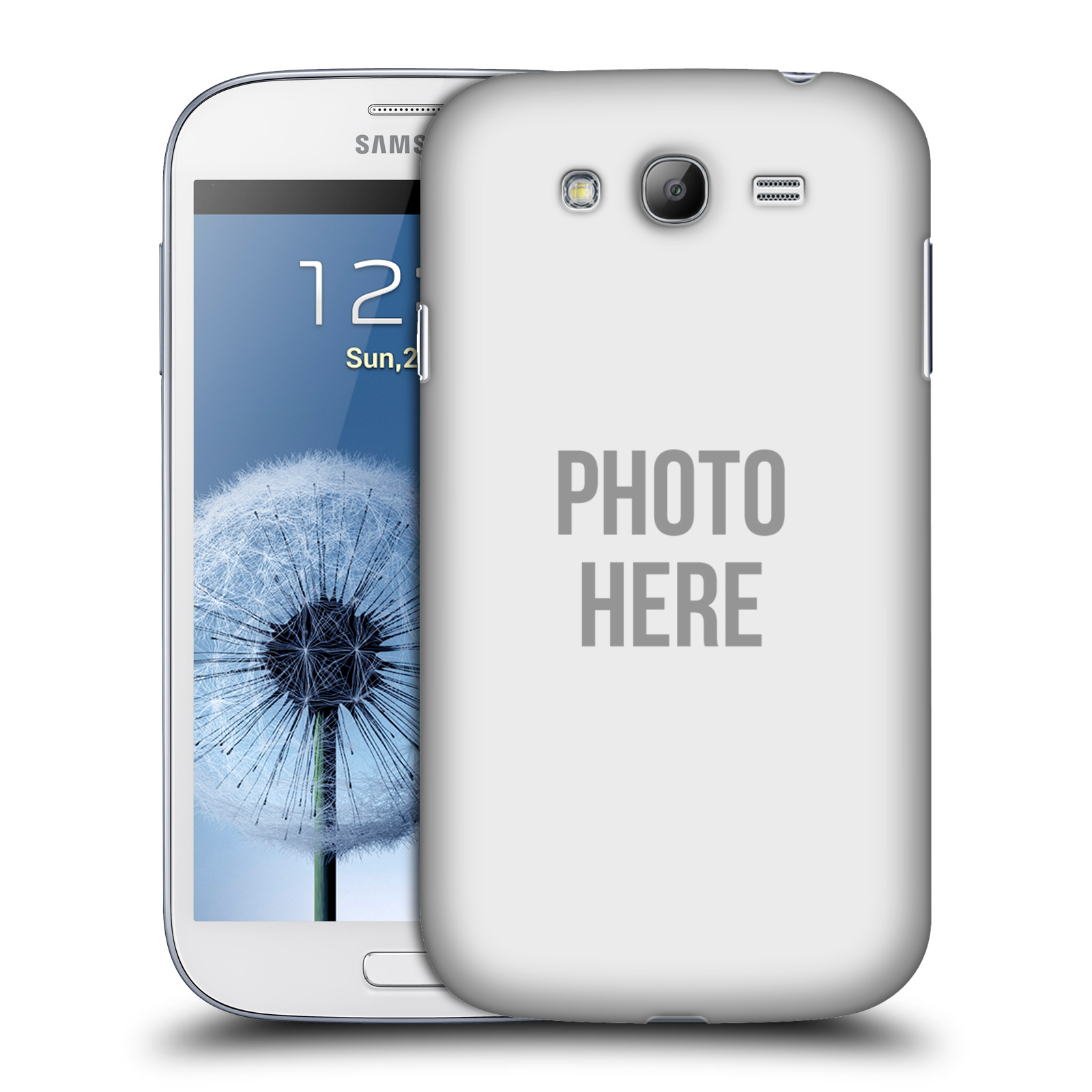 Plastové pouzdro na mobil Samsung Galaxy Grand Neo HEAD CASE s vlastnm motivem
