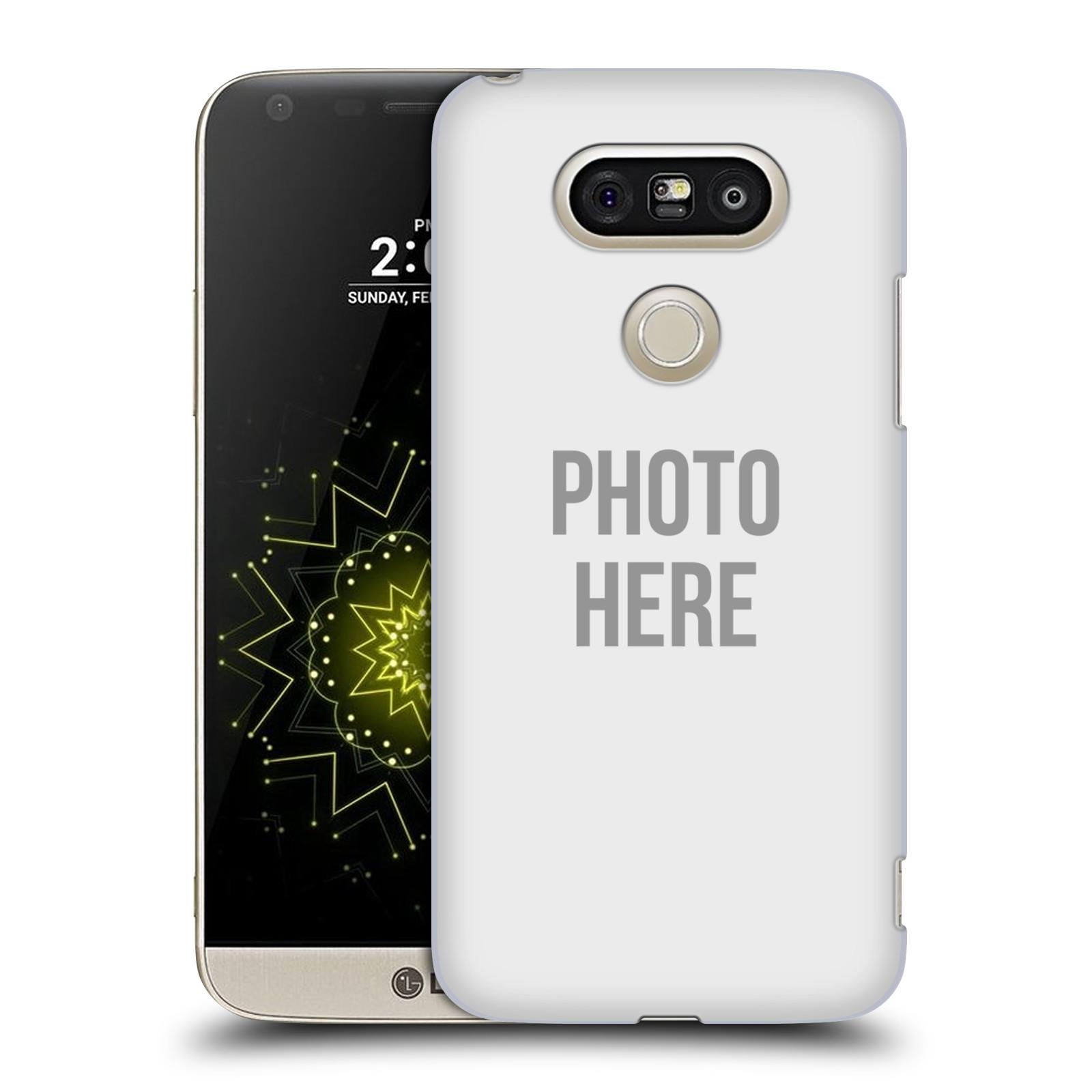 Plastové pouzdro na mobil LG G5 SE - Head Case - s vlastním motivem (Plastový kryt či obal na mobilní telefon LG G5 SE s vlastním motivem)