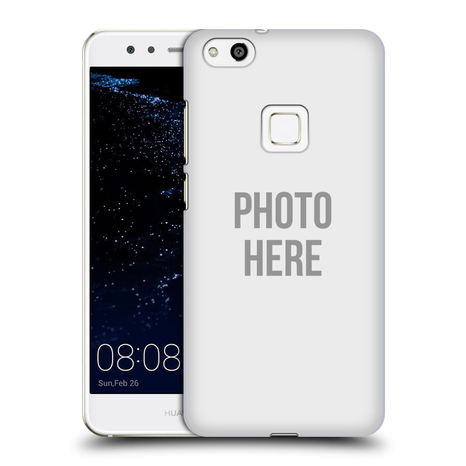 Plastové pouzdro na mobil Huawei P10 Lite Head Case - s vlastním motivem