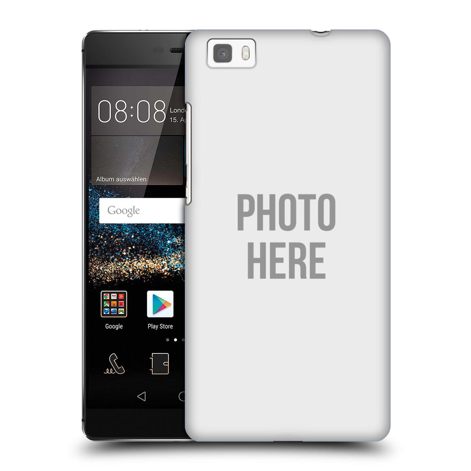 Plastové pouzdro na mobil Huawei P8 Lite HEAD CASE s vlastním motivem empty 6695a877d12